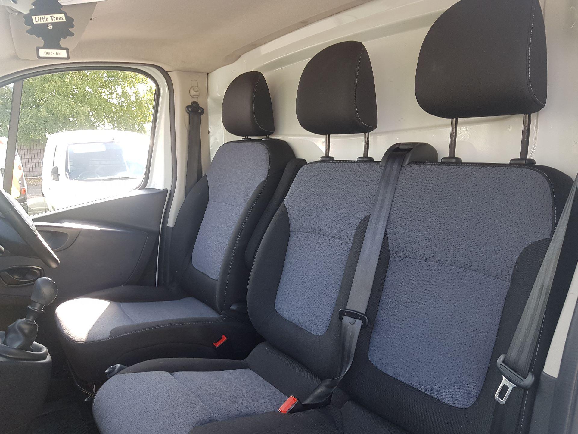2016 Vauxhall Vivaro 2900 L2H1 CDTI P/V (162D23995) Image 10