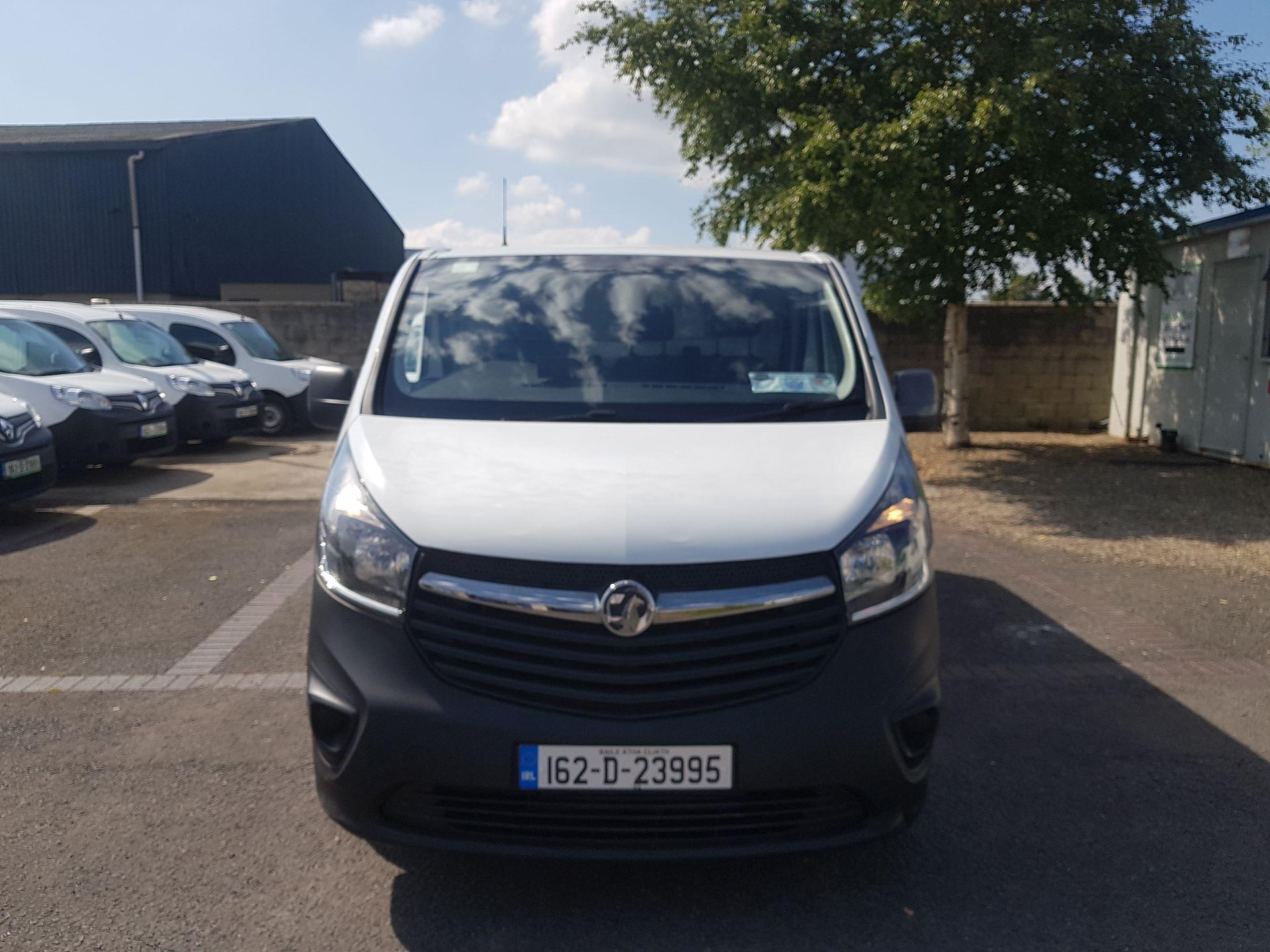 2016 Vauxhall Vivaro 2900 L2H1 CDTI P/V (162D23995) Image 9