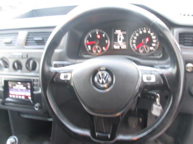 2016 Volkswagen Caddy C20 TDI STARTLINE (162D24329) Image 14