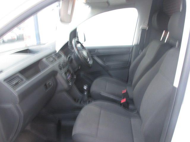2016 Volkswagen Caddy C20 TDI STARTLINE (162D24329) Image 10