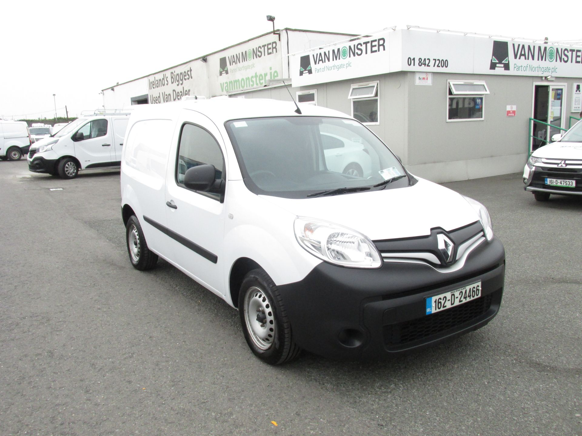 2016 Renault Kangoo ML19 ENERGY DCI 75 BUSINESS 2D (162D24466)