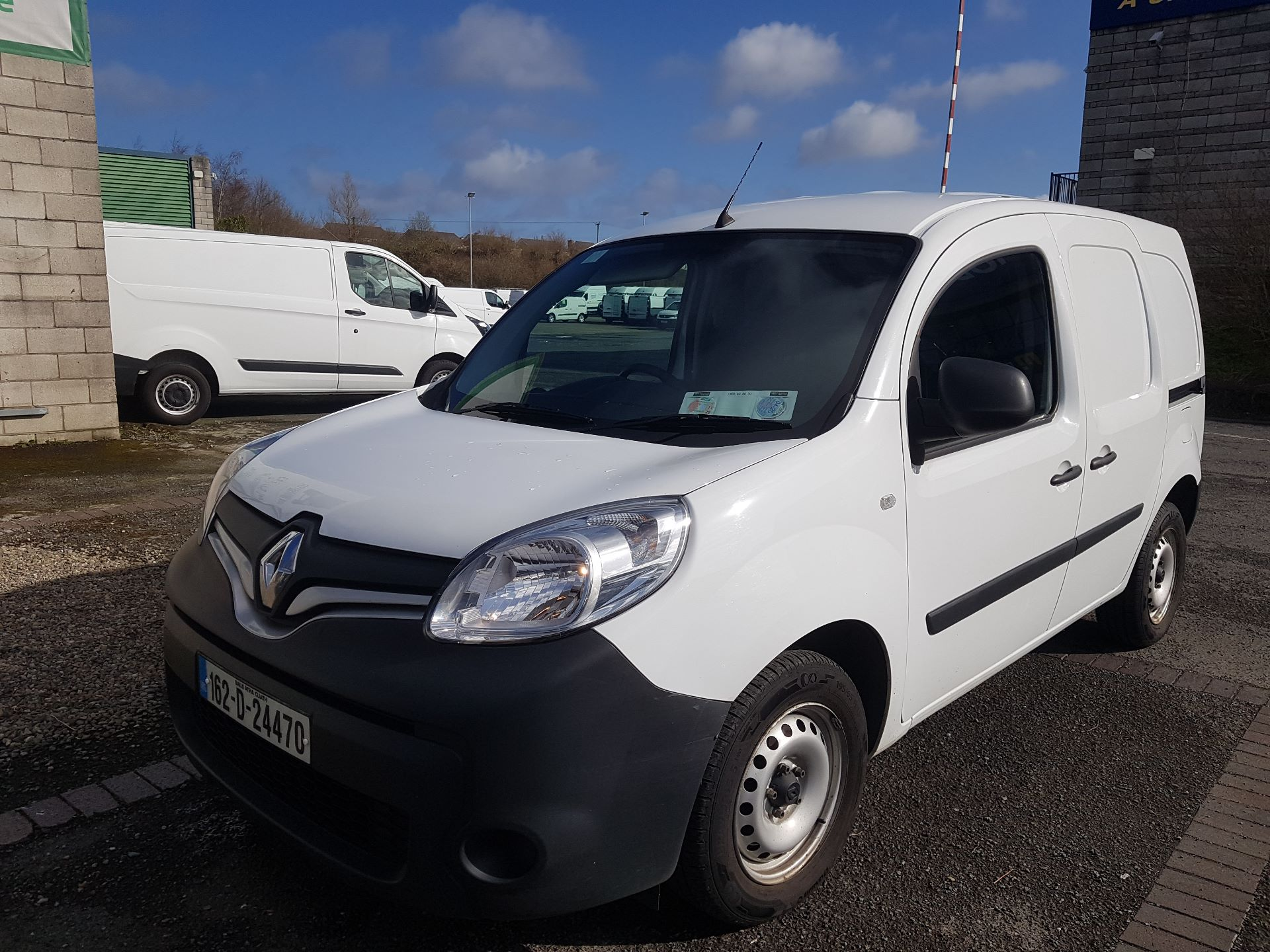 2016 Renault Kangoo ML19 Energy DCI 75 Business 2D (162D24470)