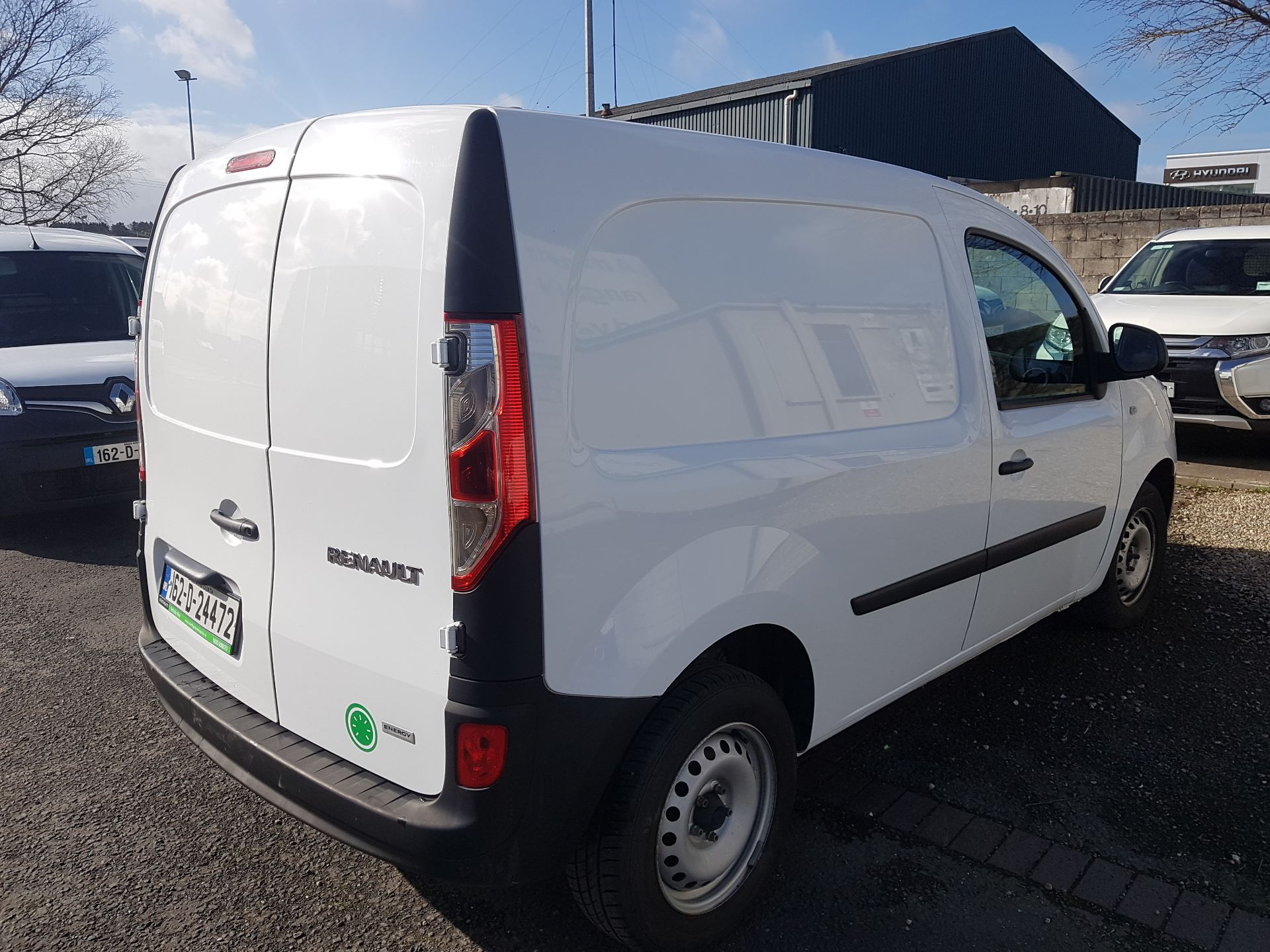 2016 Renault Kangoo ML19 Energy DCI 75 Business 2D (162D24472) Image 5