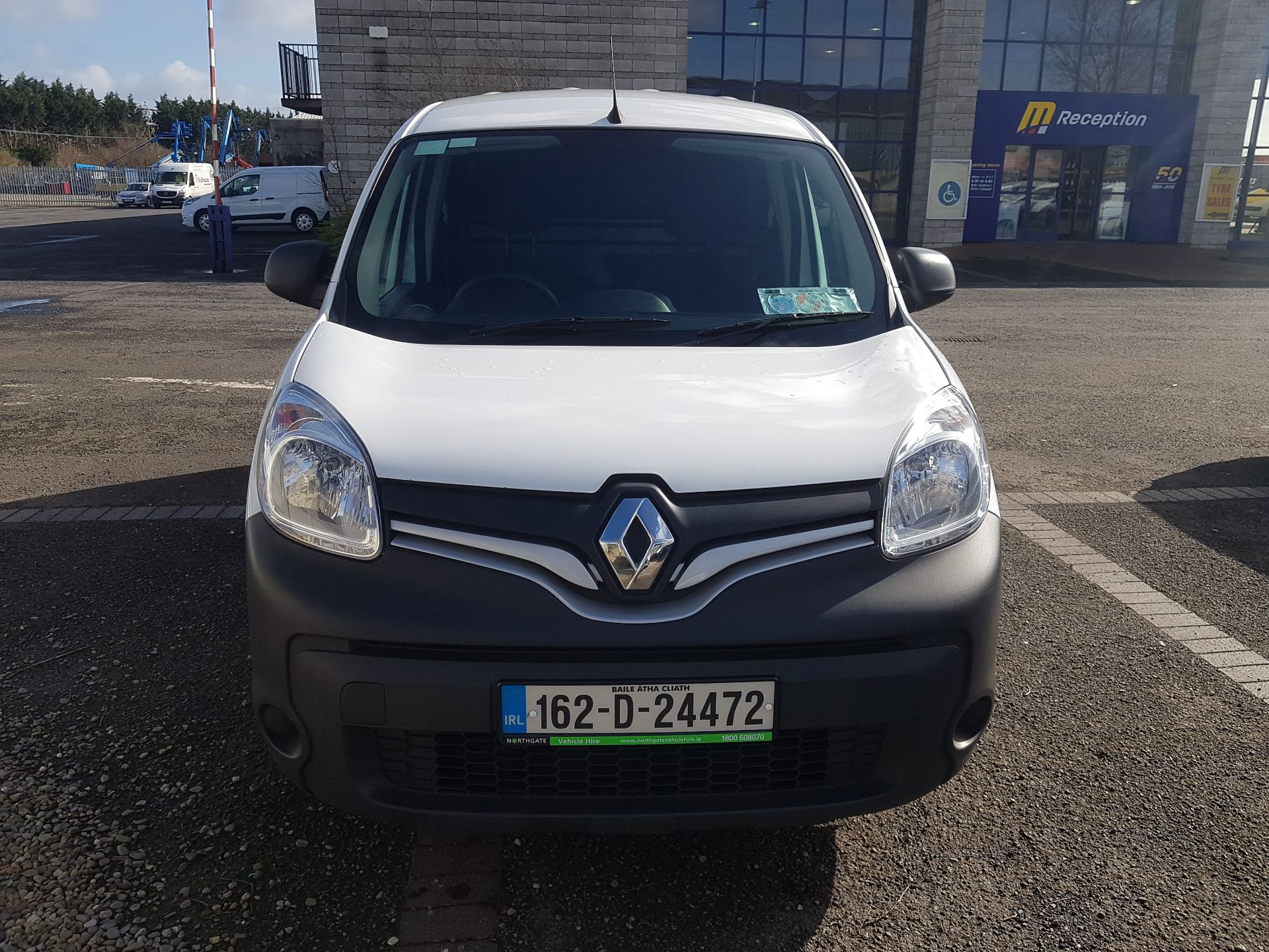 2016 Renault Kangoo ML19 Energy DCI 75 Business 2D (162D24472) Image 8