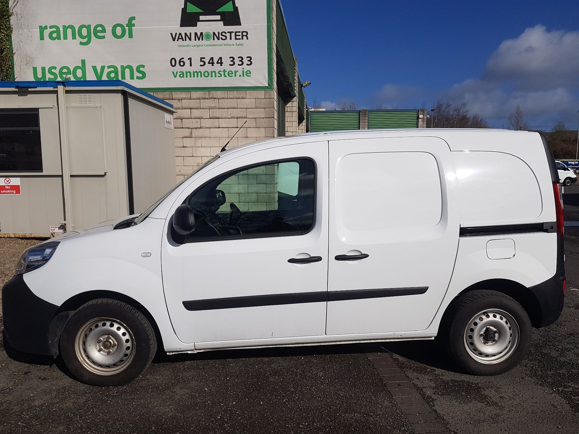 2016 Renault Kangoo ML19 Energy DCI 75 Business 2D (162D24472) Image 2