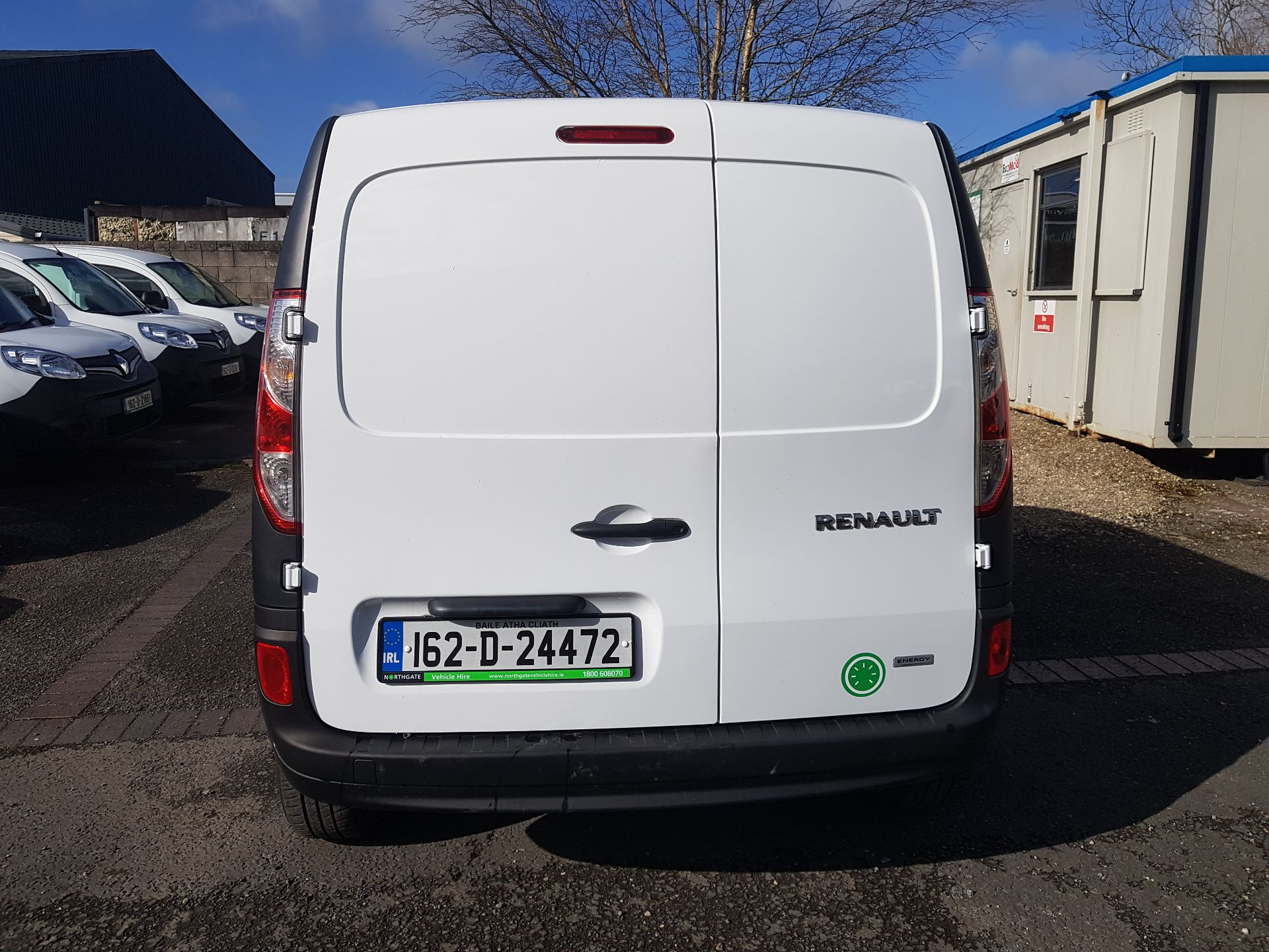 2016 Renault Kangoo ML19 Energy DCI 75 Business 2D (162D24472) Image 4