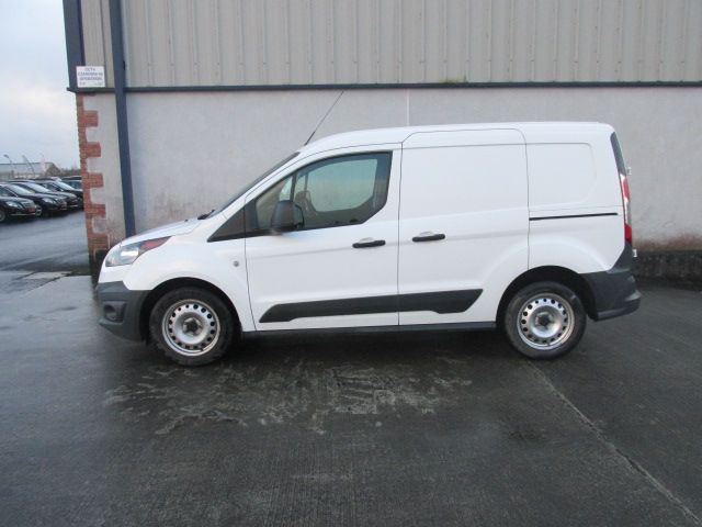 2016 Ford Transit Connect 220 P/V (162D24498) Image 7