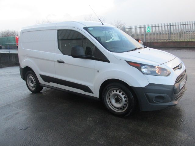 2016 Ford Transit Connect 220 P/V (162D24498) Image 3
