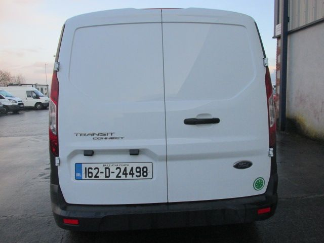 2016 Ford Transit Connect 220 P/V (162D24498) Image 5
