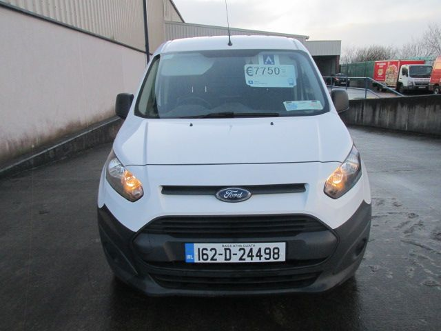 2016 Ford Transit Connect 220 P/V (162D24498) Image 2