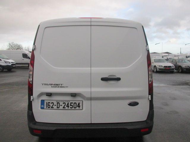 2016 Ford Transit Connect 200 P/V (162D24504) Image 6
