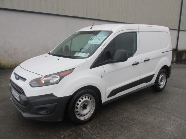 2016 Ford Transit Connect 200 P/V (162D24504)