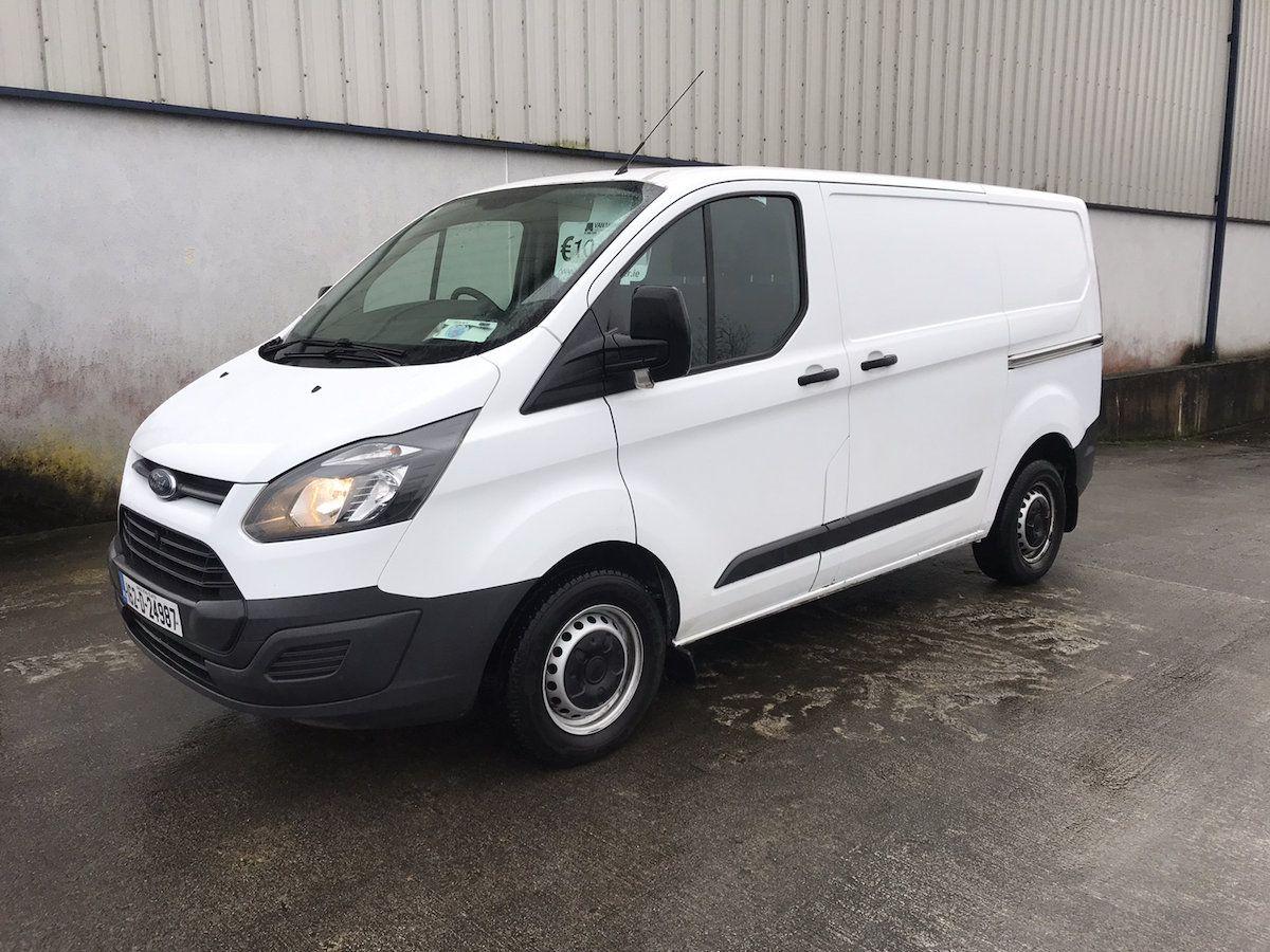 2016 Ford Transit Custom 290 LR P/V (162D24987) Image 1