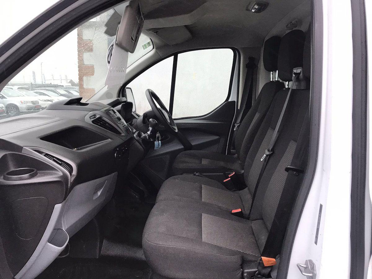 2016 Ford Transit Custom 290 LR P/V (162D24987) Image 7