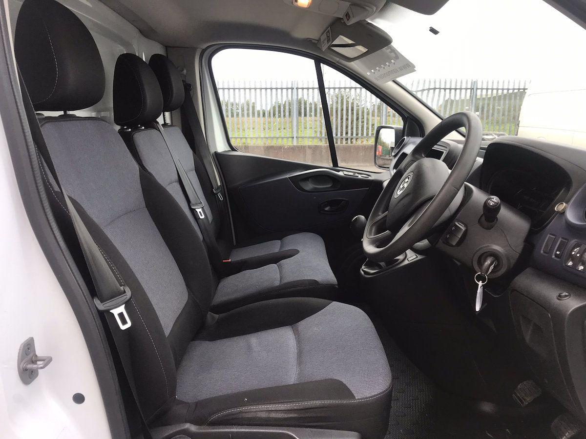 2016 Vauxhall Vivaro 2900 L2H1 CDTI P/V (162D25015) Image 11