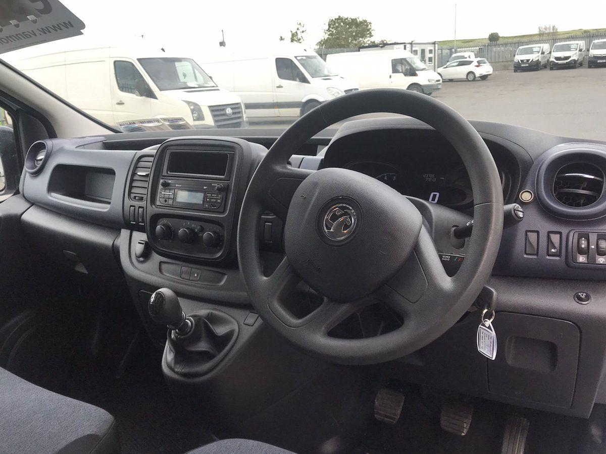 2016 Vauxhall Vivaro 2900 L2H1 CDTI P/V (162D25015) Image 12