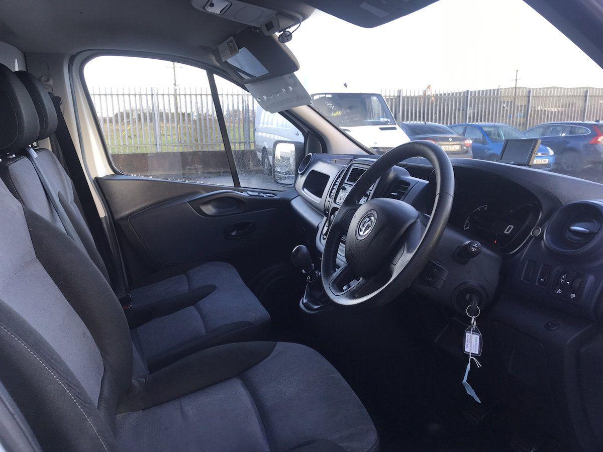 2016 Vauxhall Vivaro 2900 L2H1 CDTI P/V (162D25029) Image 4