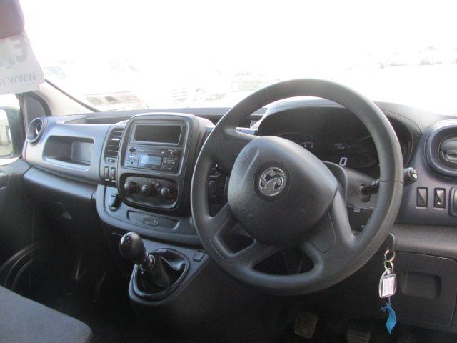 2016 Vauxhall Vivaro 2900 L2H1 CDTI P/V (162D25632) Image 13