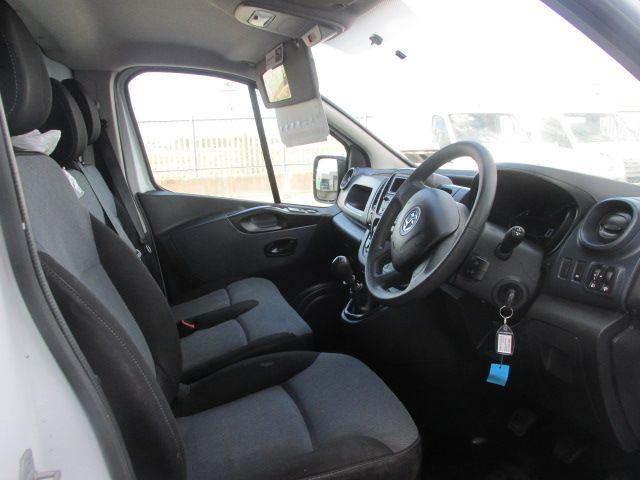 2016 Vauxhall Vivaro 2900 L2H1 CDTI P/V (162D25632) Image 12