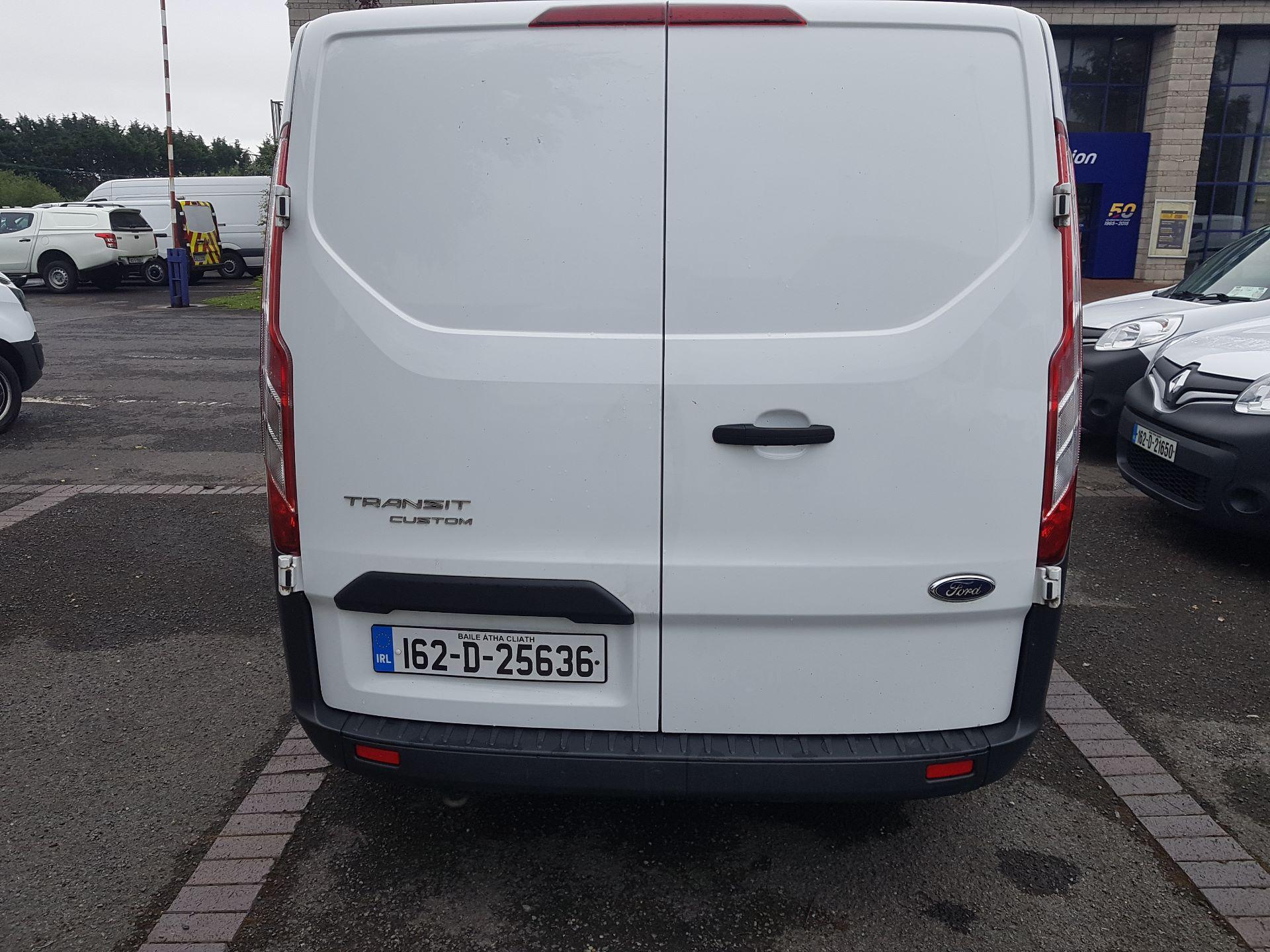 2016 Ford Transit Custom 290 LR P/V (162D25636) Image 4