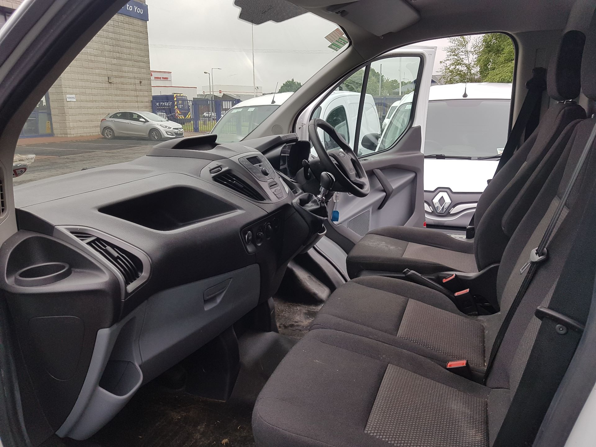2016 Ford Transit Custom 290 LR P/V (162D25636) Image 13