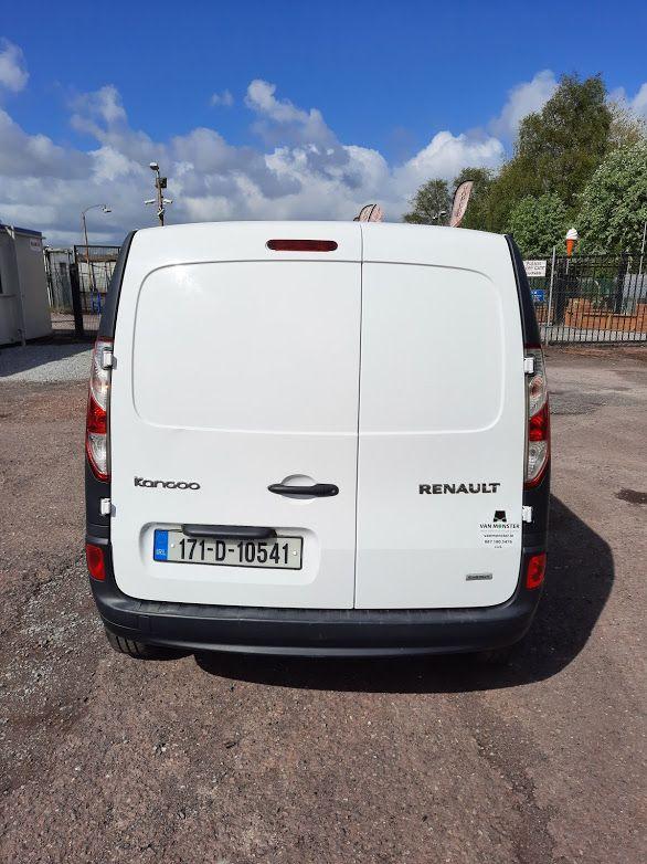 2017 Renault Kangoo ML19 Energy DCI 75 Business 2D (171D10541) Image 10