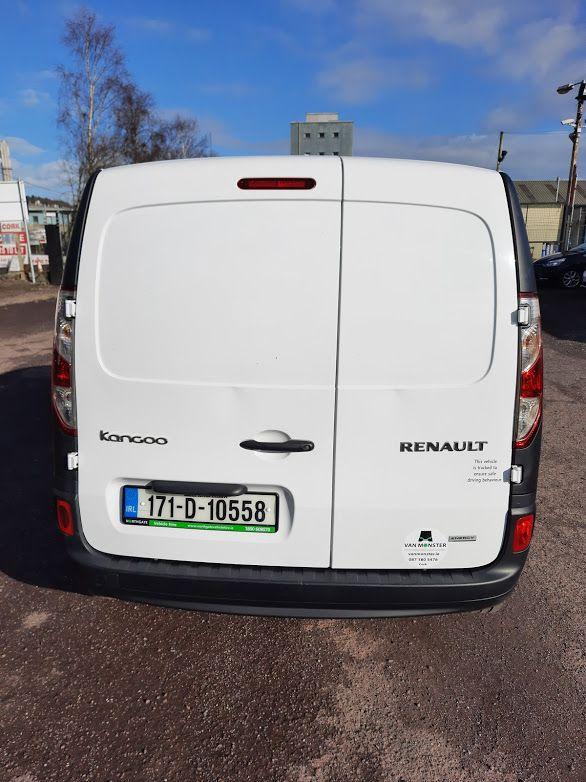 2017 Renault Kangoo ML19 Energy DCI 75 Business 2D (171D10558) Image 10