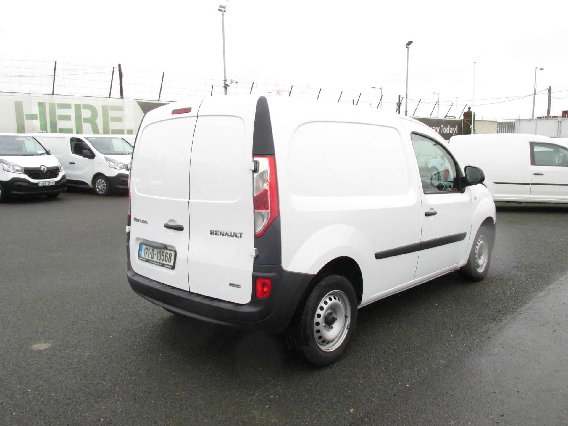 2017 Renault Kangoo ML19 Energy DCI 75 Business 2D click and collect call sales for more info (171D10568) Image 7
