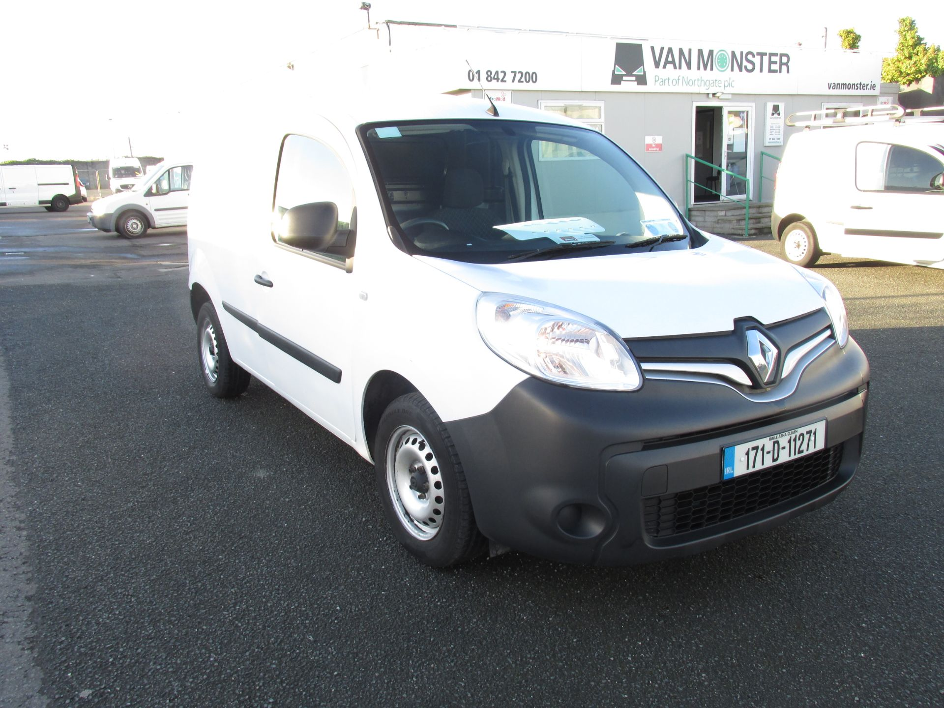 2017 Renault Kangoo ML19 Energy DCI 75 Business 2D click and collect call sales for more info (171D11271)