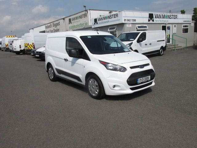 2017 Ford Transit Connect SWB Trend 1.5TD 75PS 5SPD 3DR (171D20891)