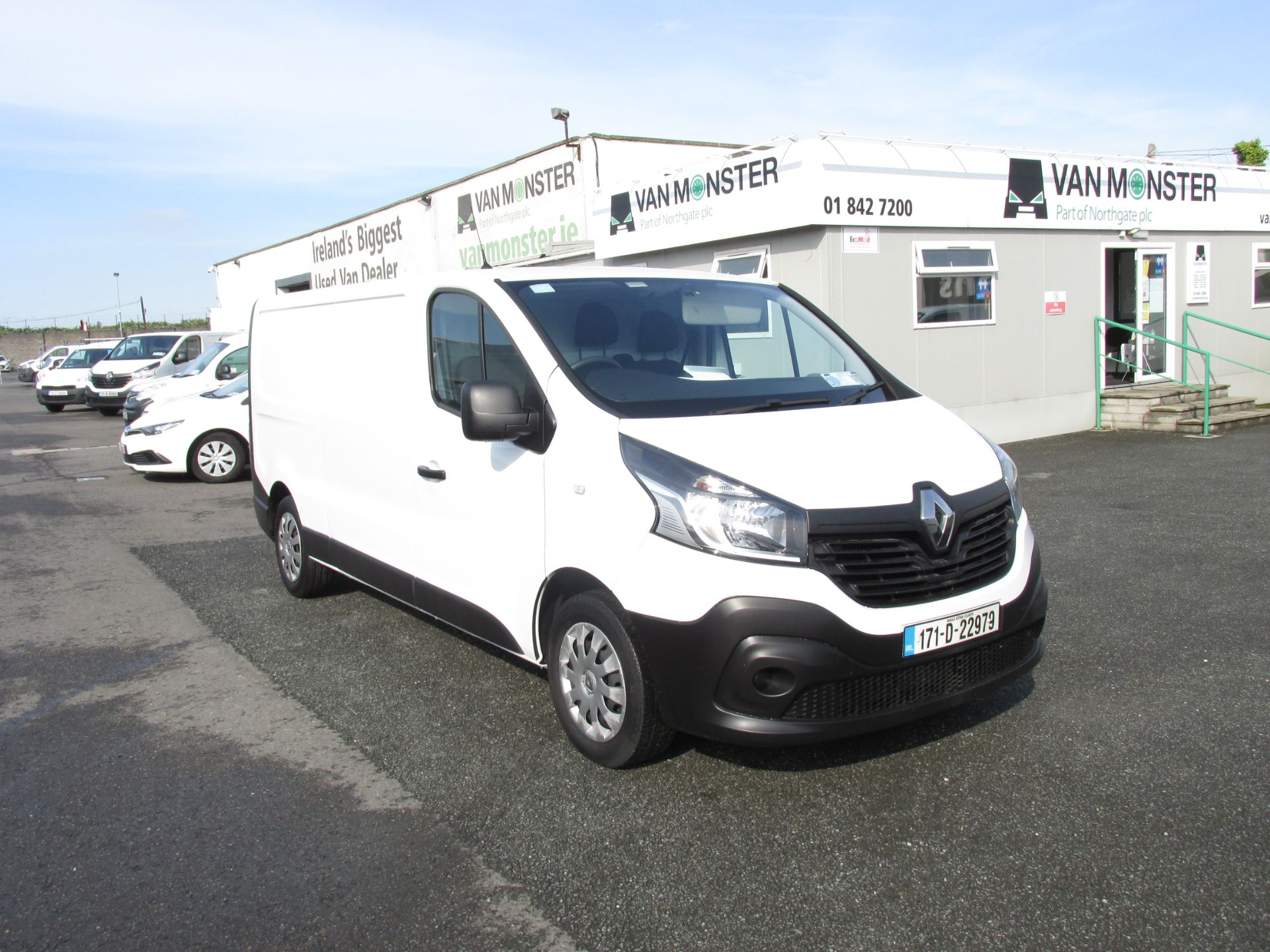2017 Renault Trafic LL29 DCI 120 Business 3DR (171D22979)
