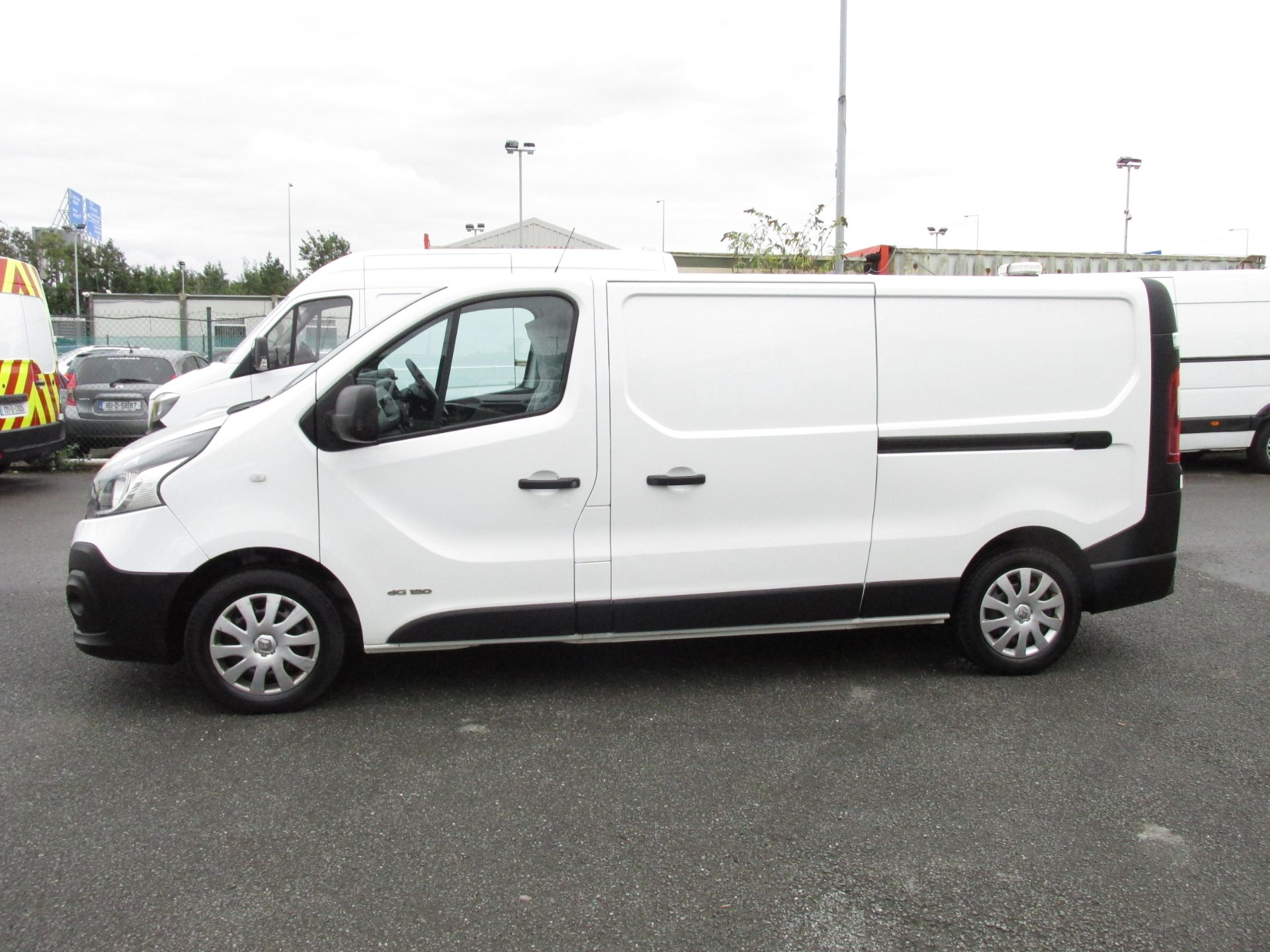 2017 Renault Trafic LL29 DCI 120 Business 3DR (171D23022) Image 4