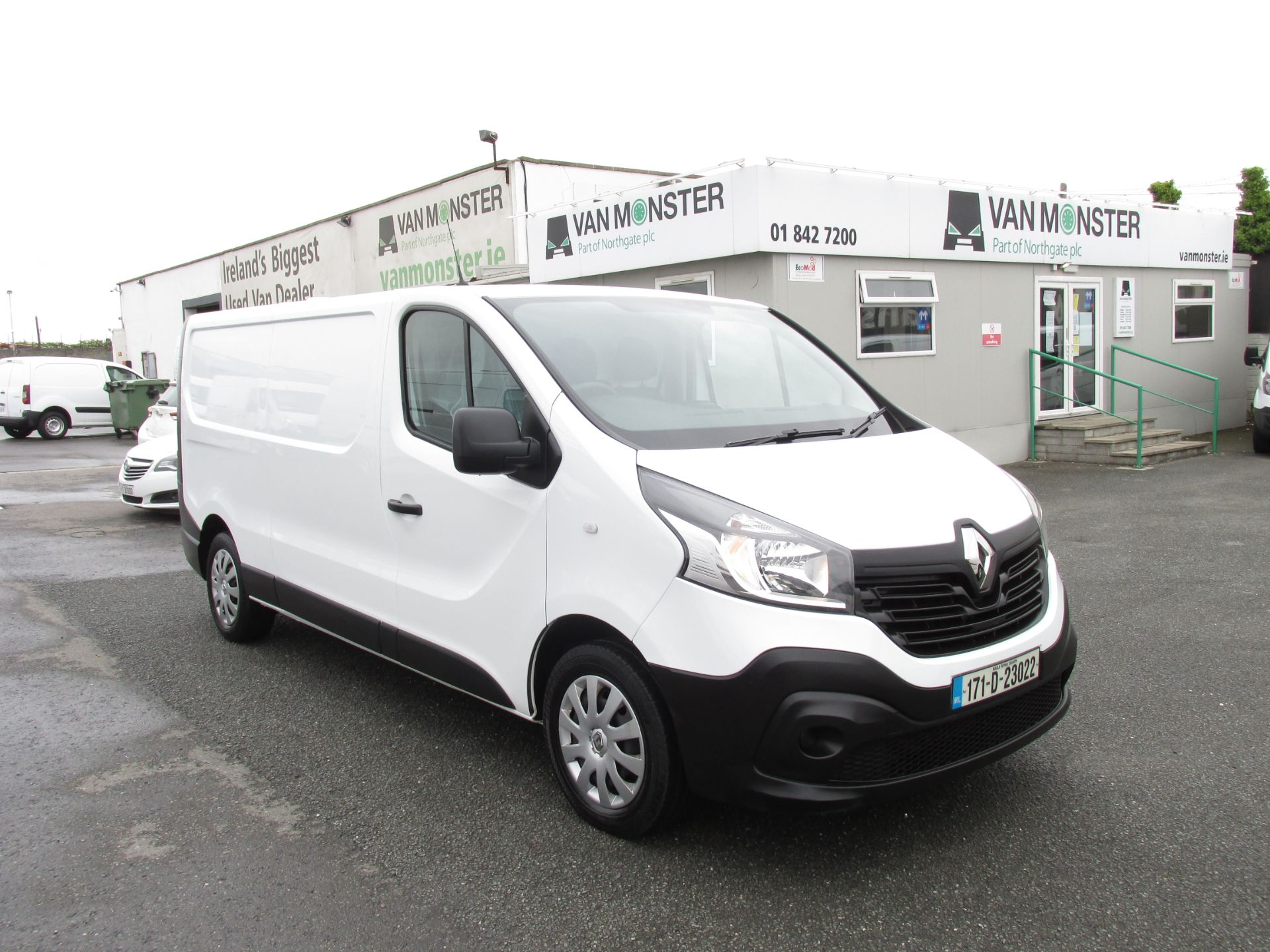2017 Renault Trafic LL29 DCI 120 Business 3DR (171D23022) Image 1