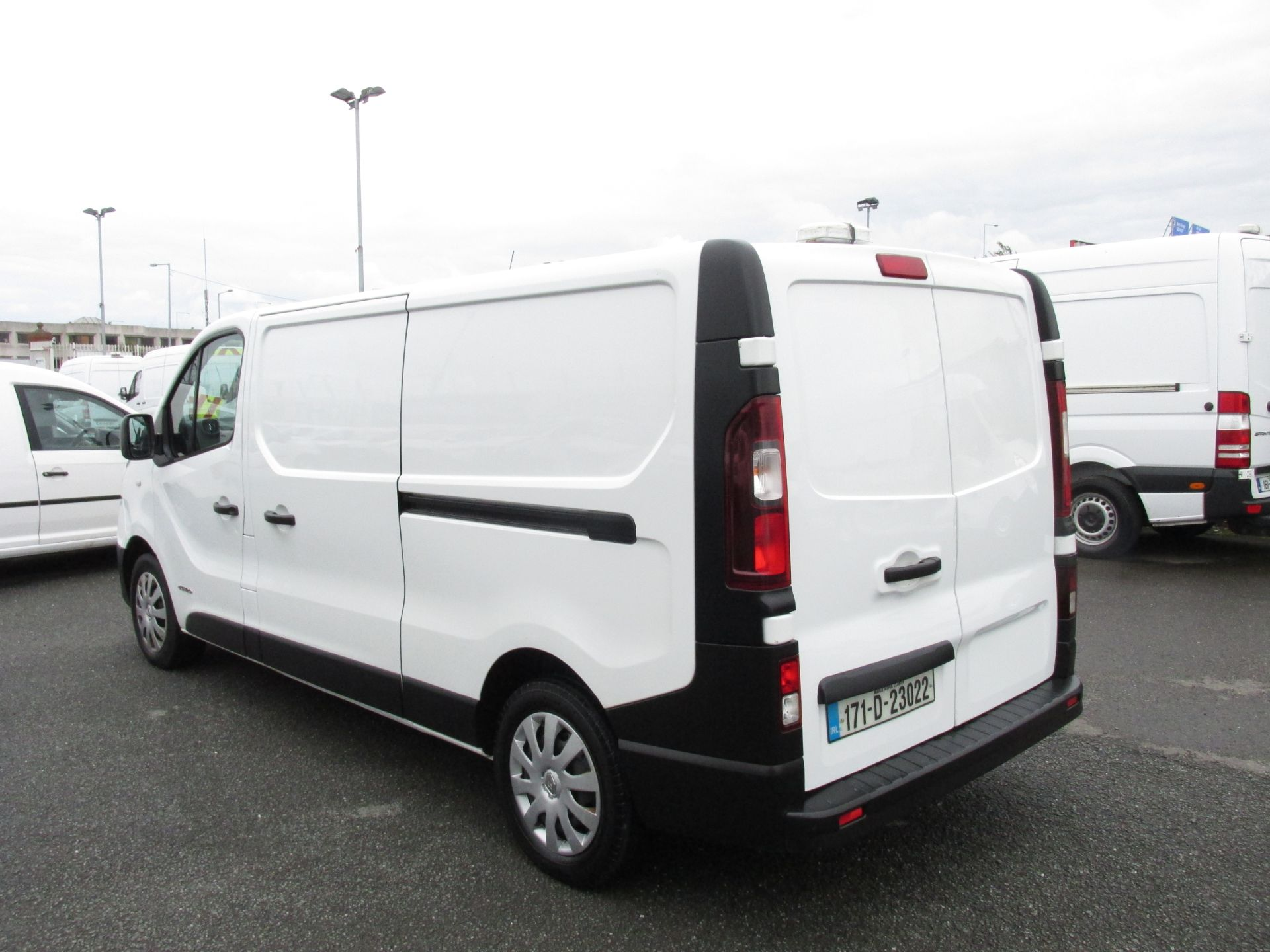2017 Renault Trafic LL29 DCI 120 Business 3DR (171D23022) Image 5