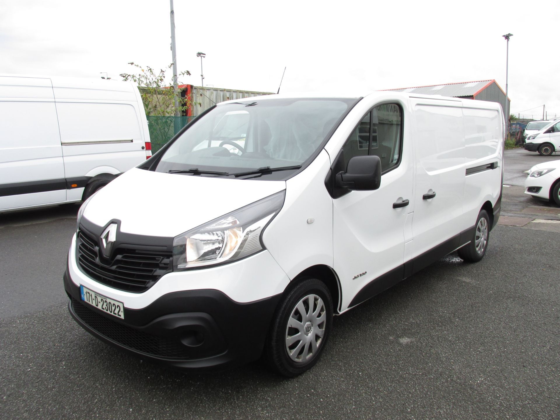 2017 Renault Trafic LL29 DCI 120 Business 3DR (171D23022) Image 3