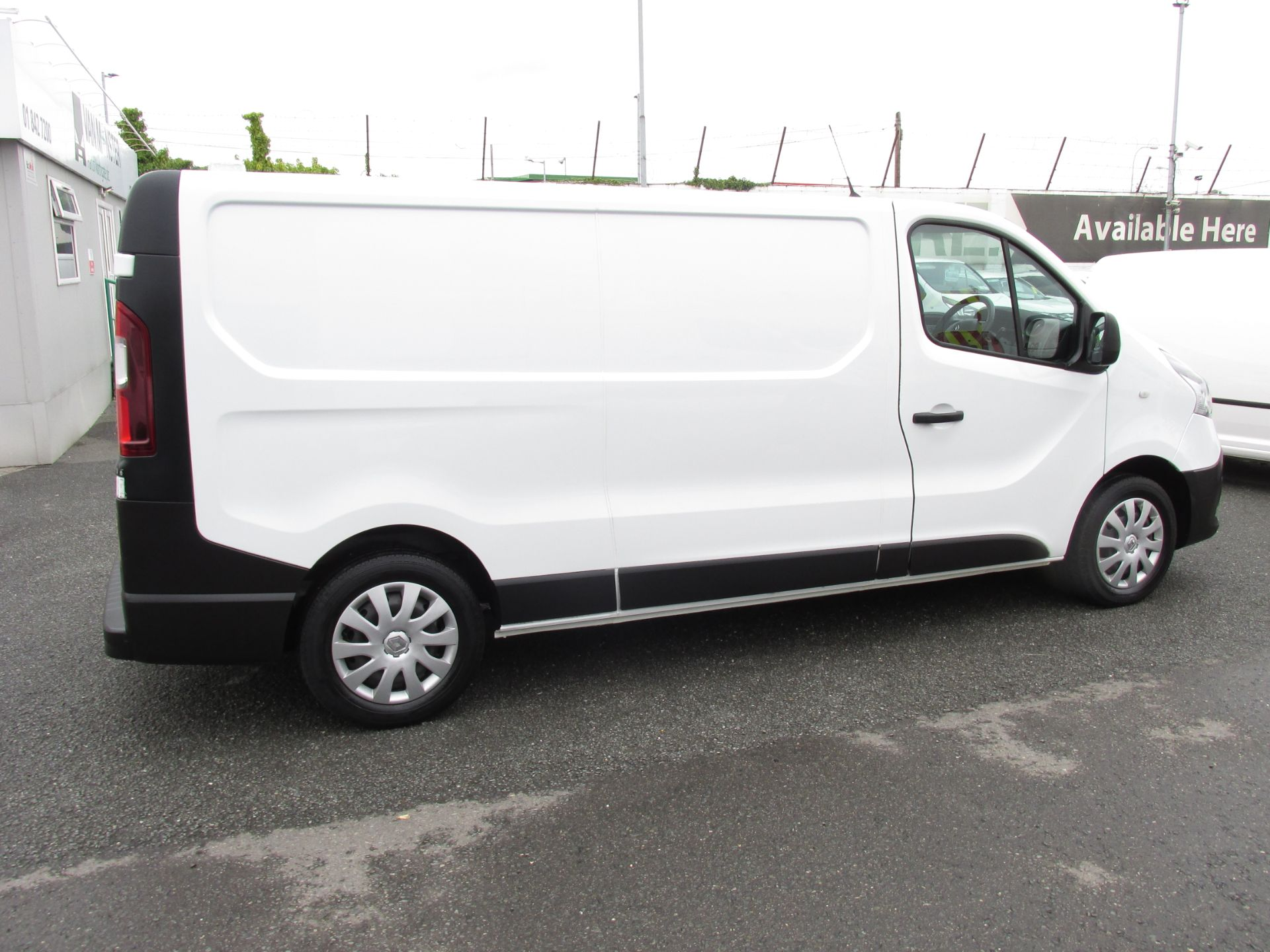 2017 Renault Trafic LL29 DCI 120 Business 3DR (171D23022) Image 8