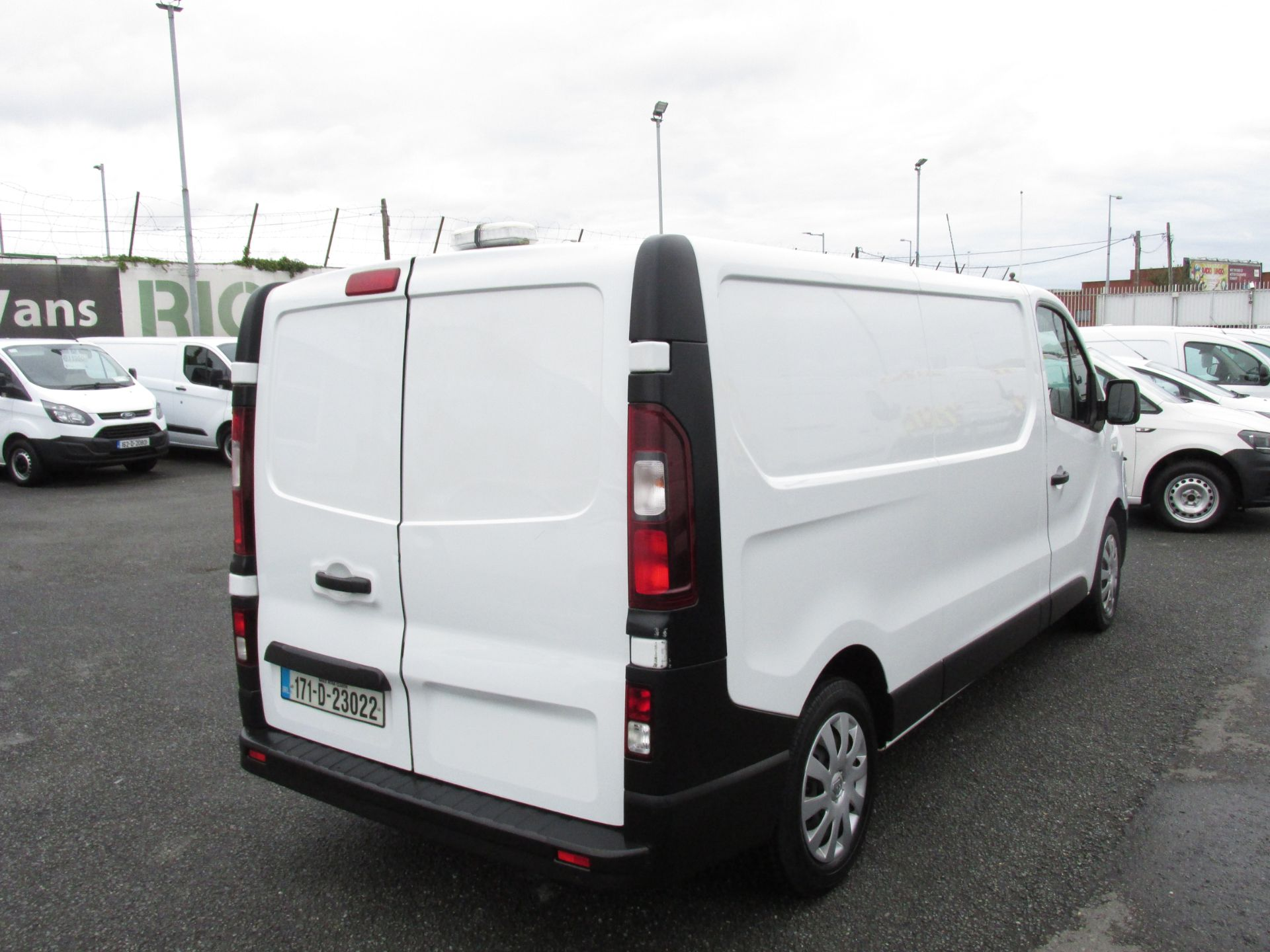 2017 Renault Trafic LL29 DCI 120 Business 3DR (171D23022) Image 7