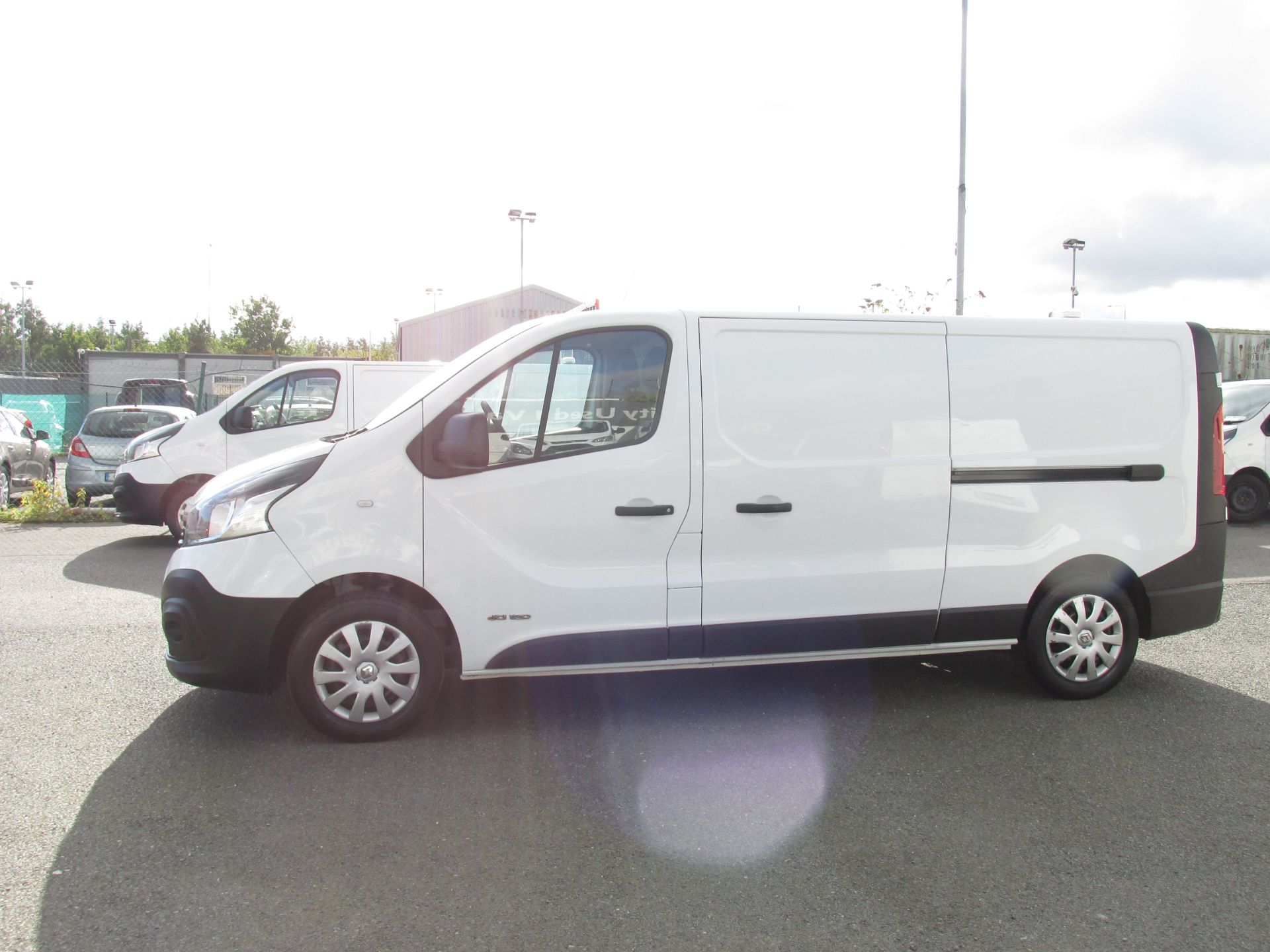2017 Renault Trafic LL29 DCI 120 Business 3DR (171D23040) Image 4