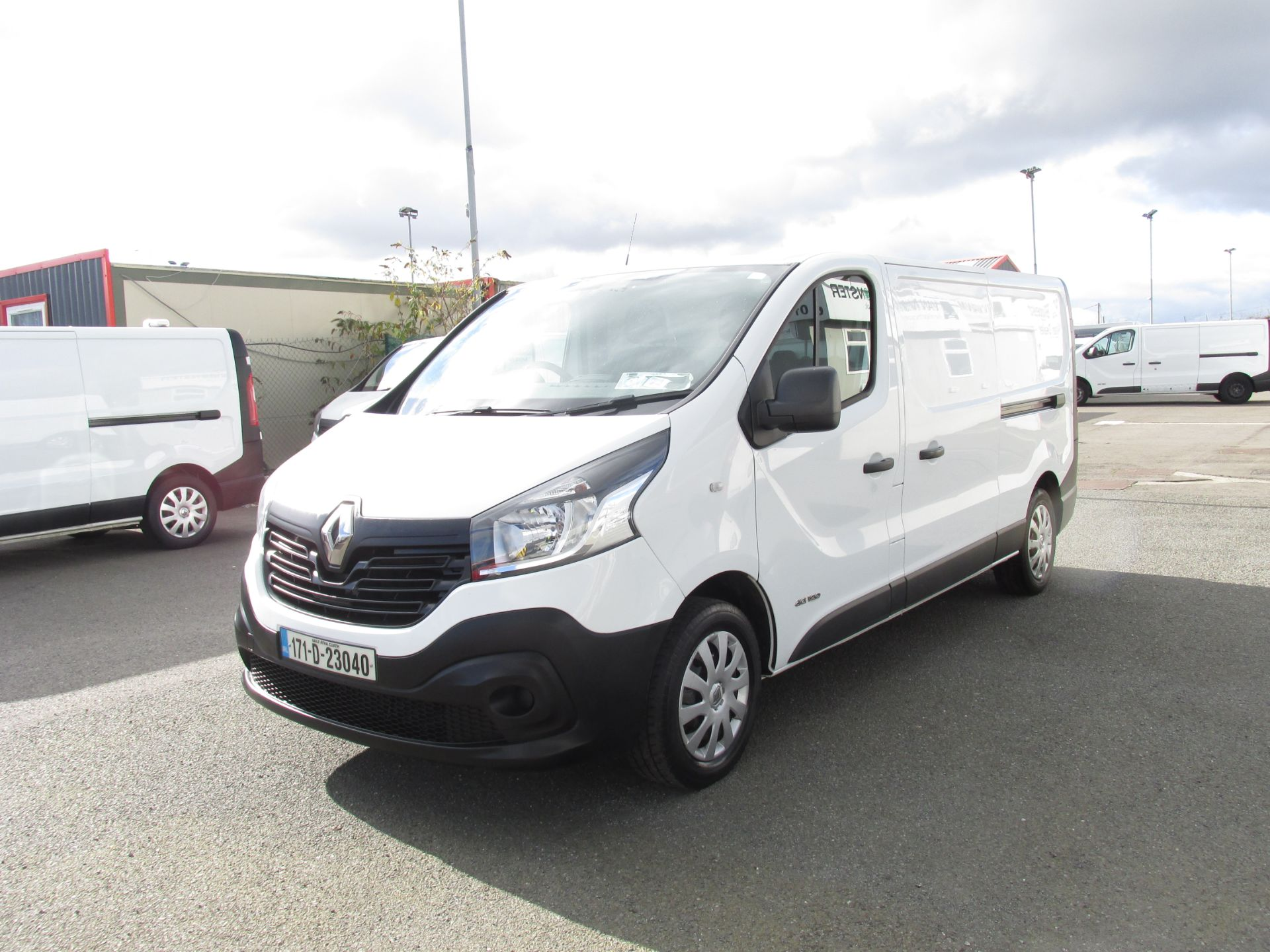 2017 Renault Trafic LL29 DCI 120 Business 3DR (171D23040) Image 3