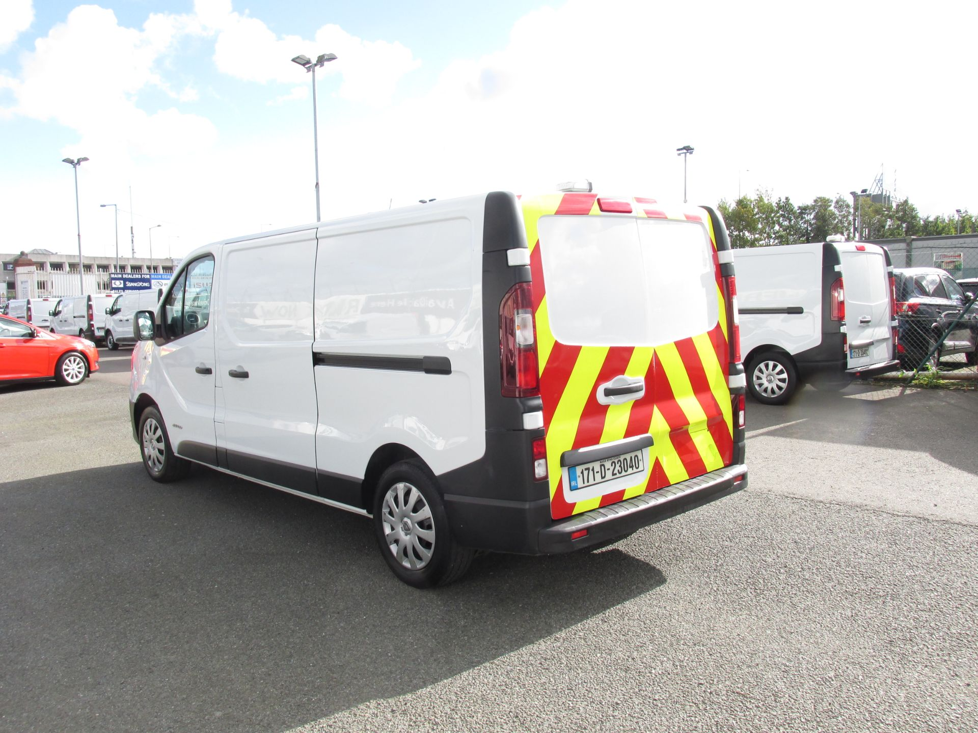 2017 Renault Trafic LL29 DCI 120 Business 3DR (171D23040) Image 5