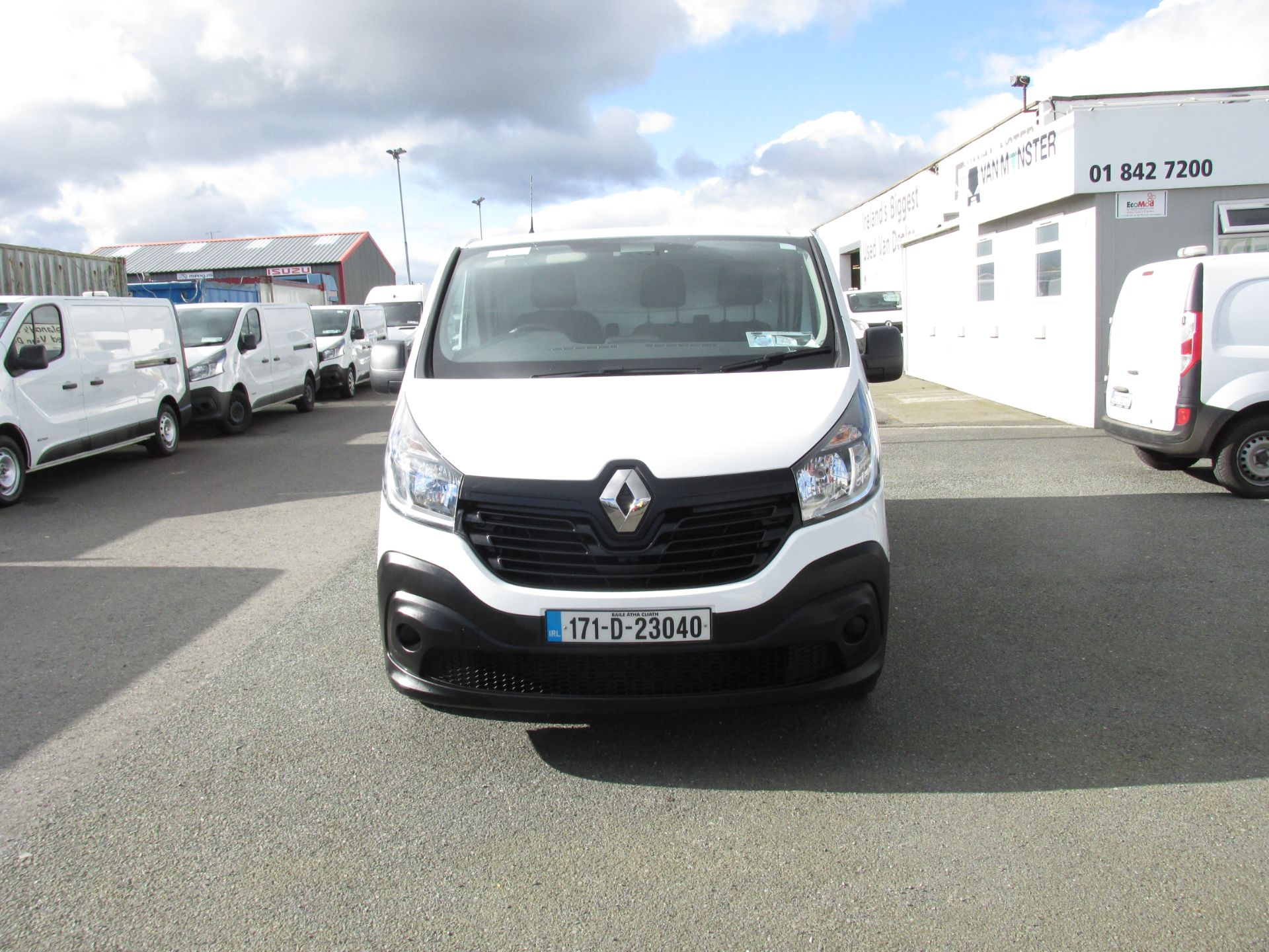 2017 Renault Trafic LL29 DCI 120 Business 3DR (171D23040) Image 2