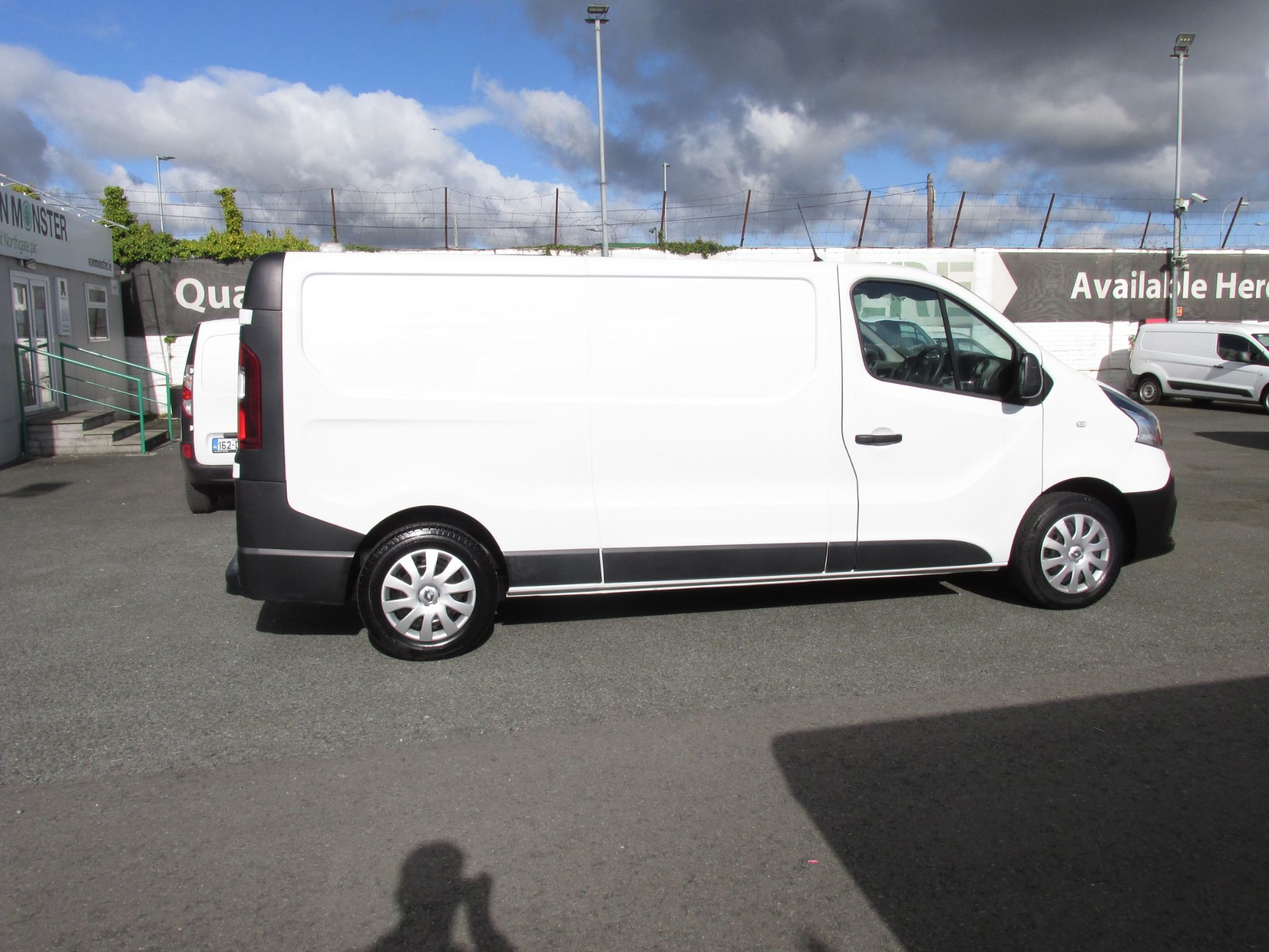 2017 Renault Trafic LL29 DCI 120 Business 3DR (171D23040) Image 8