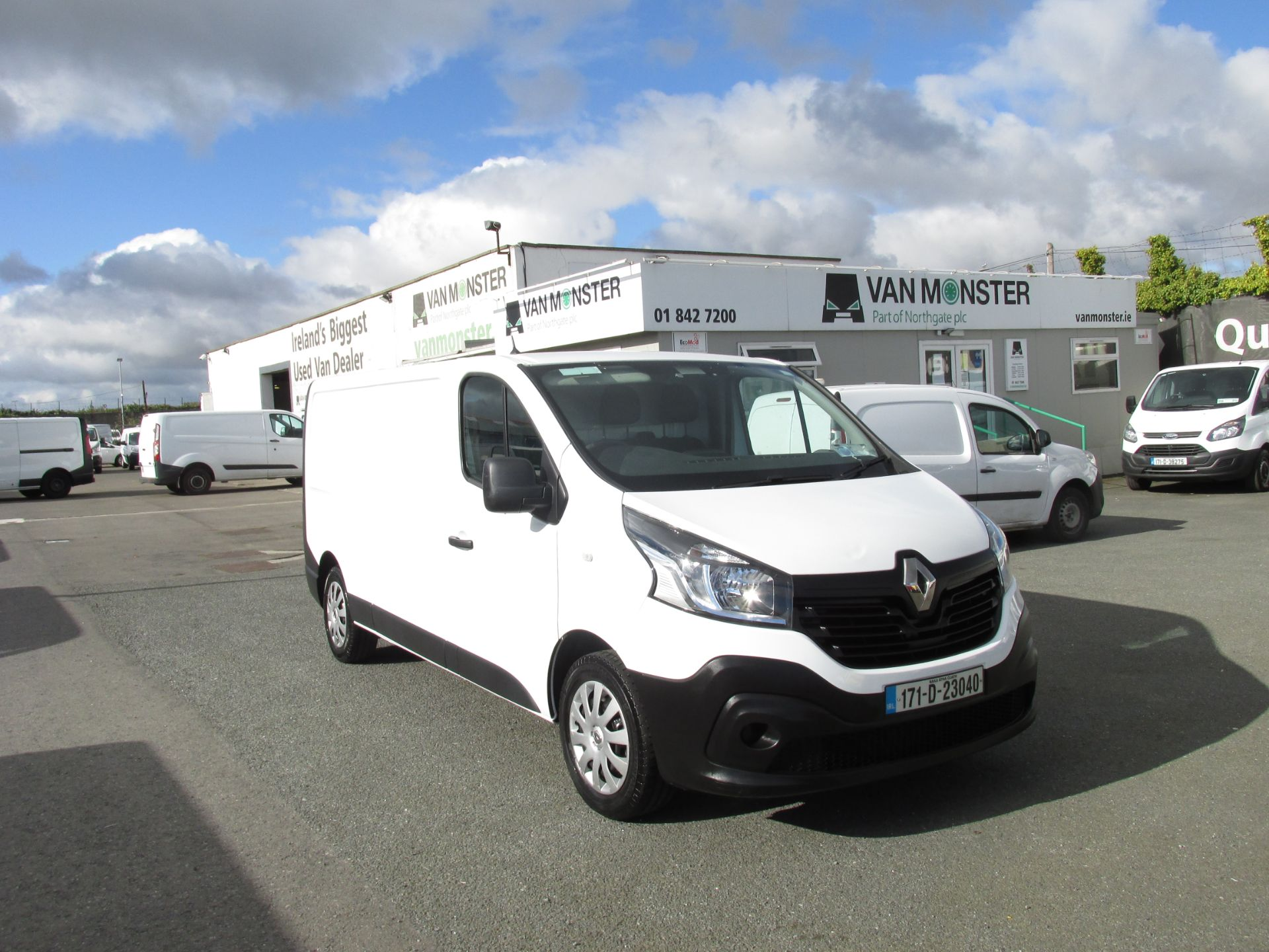 2017 Renault Trafic LL29 DCI 120 Business 3DR (171D23040) Image 1