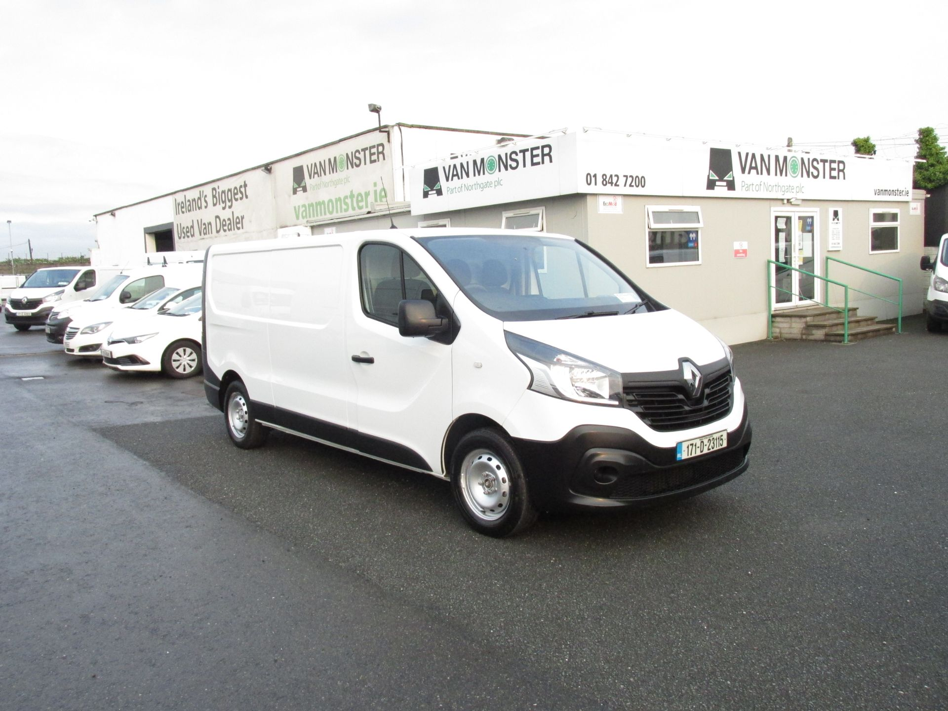 2017 Renault Trafic LL29 DCI 120 Business 3DR (171D23115) Image 1