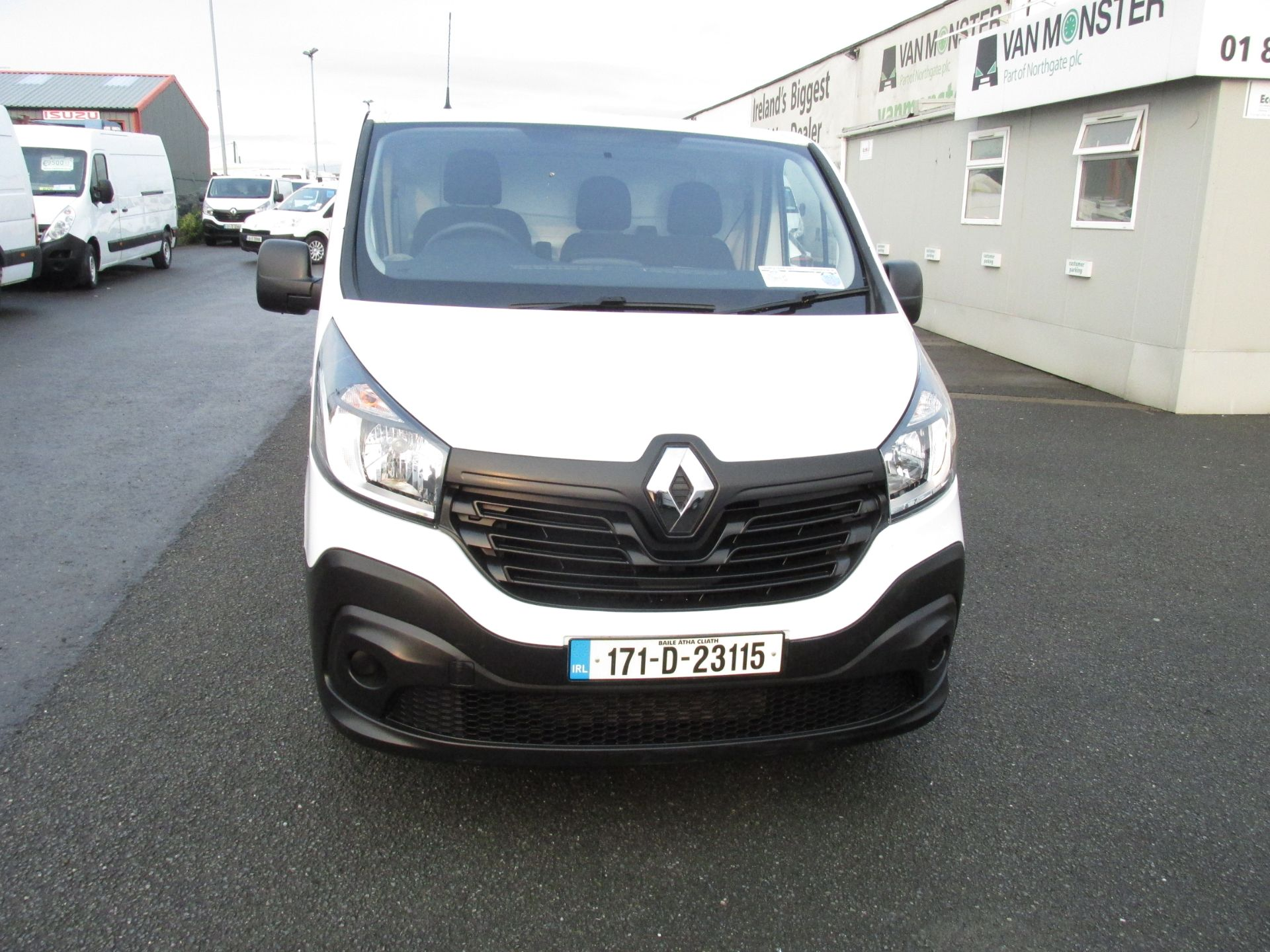 2017 Renault Trafic LL29 DCI 120 Business 3DR (171D23115) Image 2