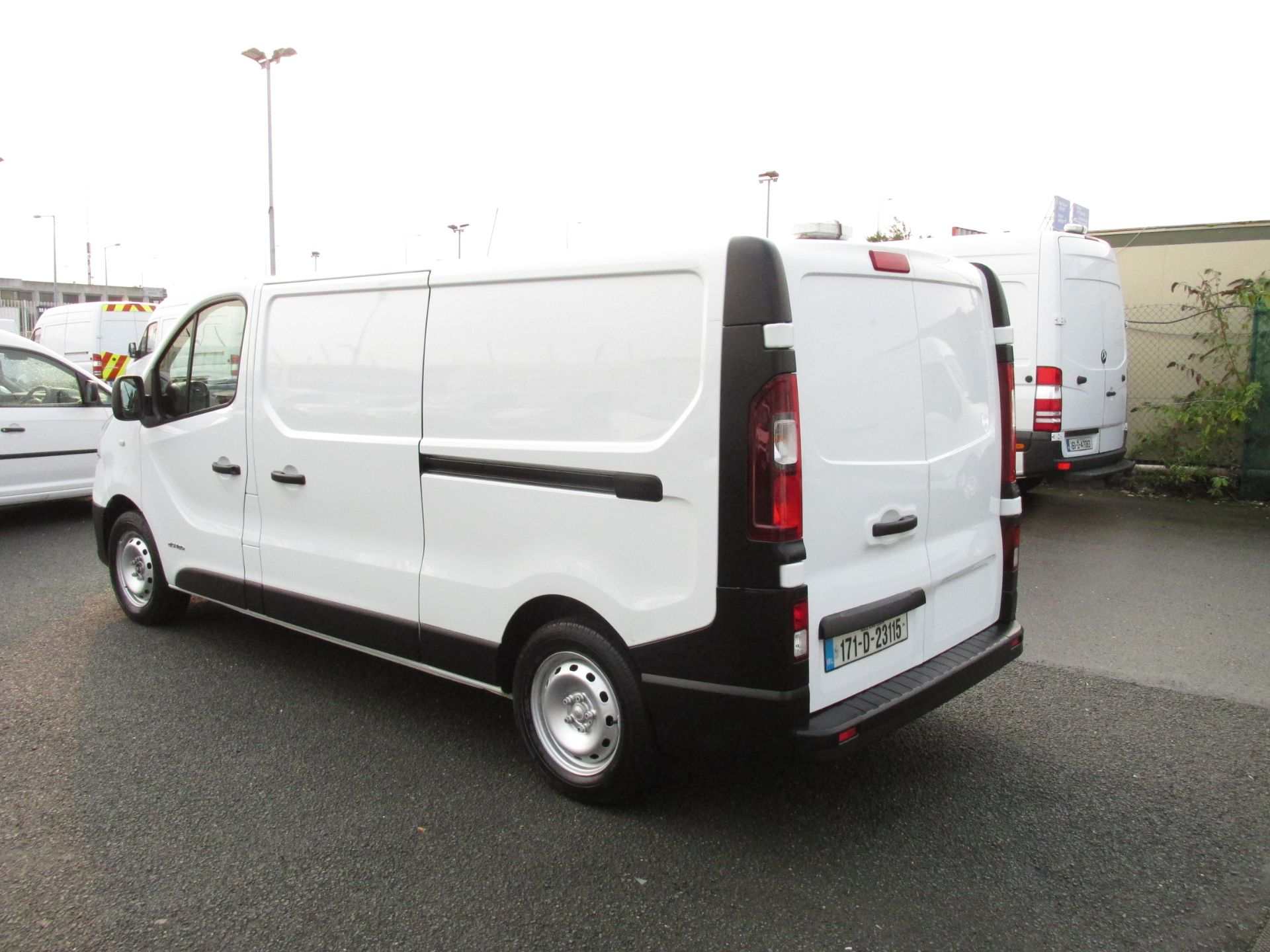 2017 Renault Trafic LL29 DCI 120 Business 3DR (171D23115) Image 5