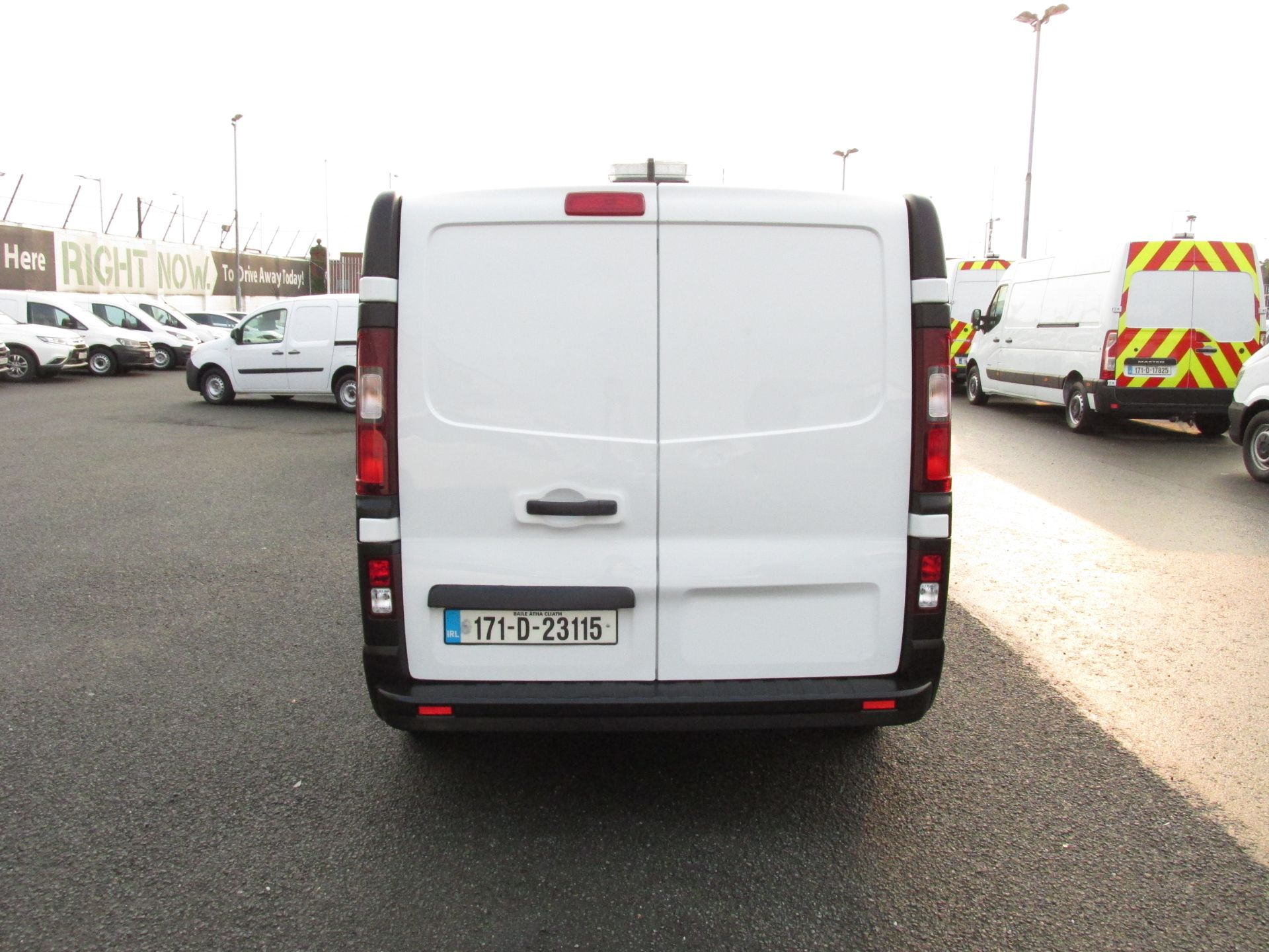 2017 Renault Trafic LL29 DCI 120 Business 3DR (171D23115) Image 6