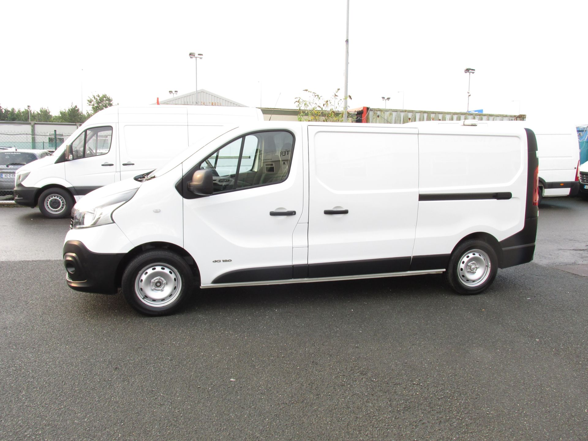 2017 Renault Trafic LL29 DCI 120 Business 3DR (171D23115) Image 4