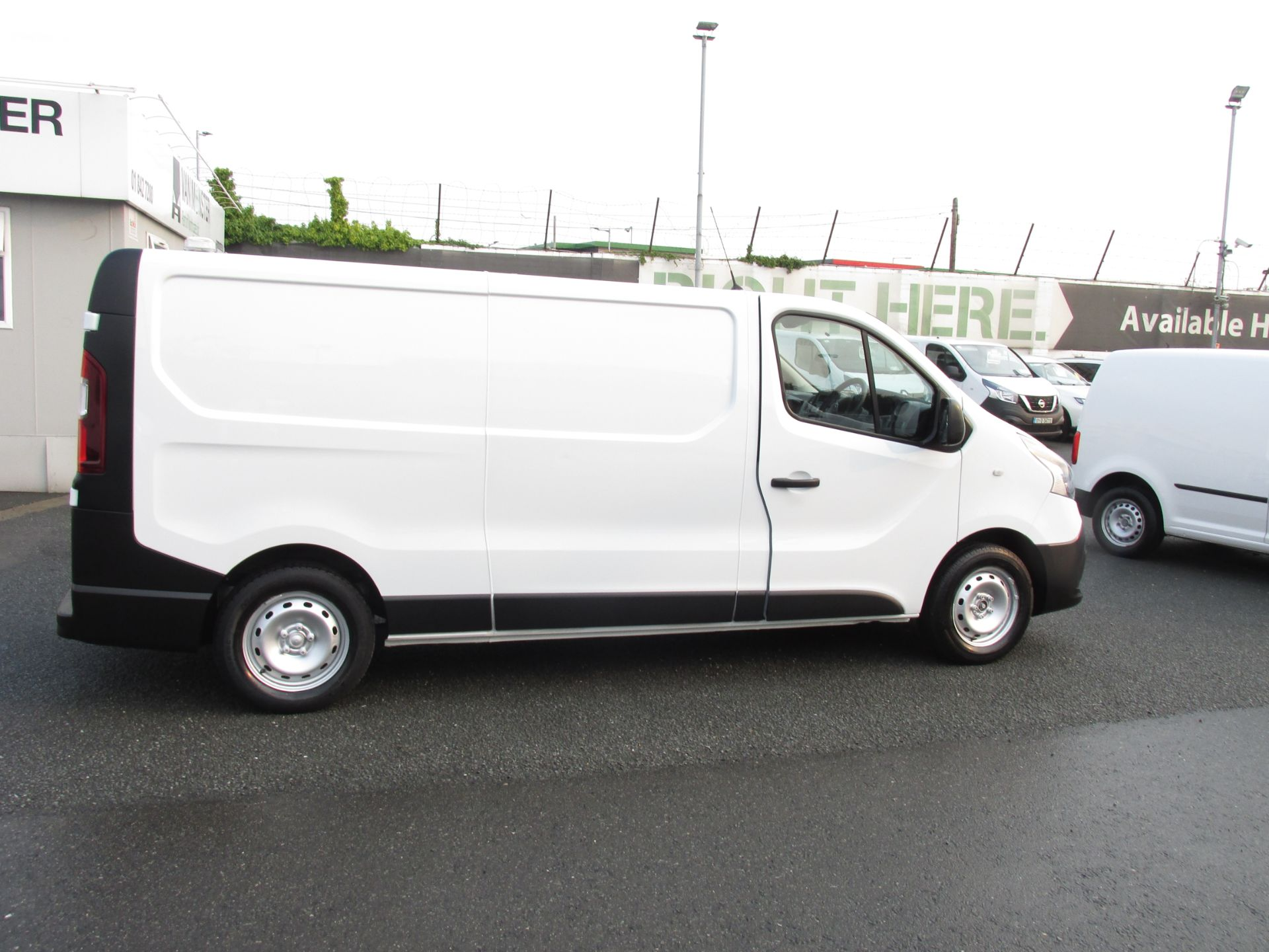 2017 Renault Trafic LL29 DCI 120 Business 3DR (171D23115) Image 8