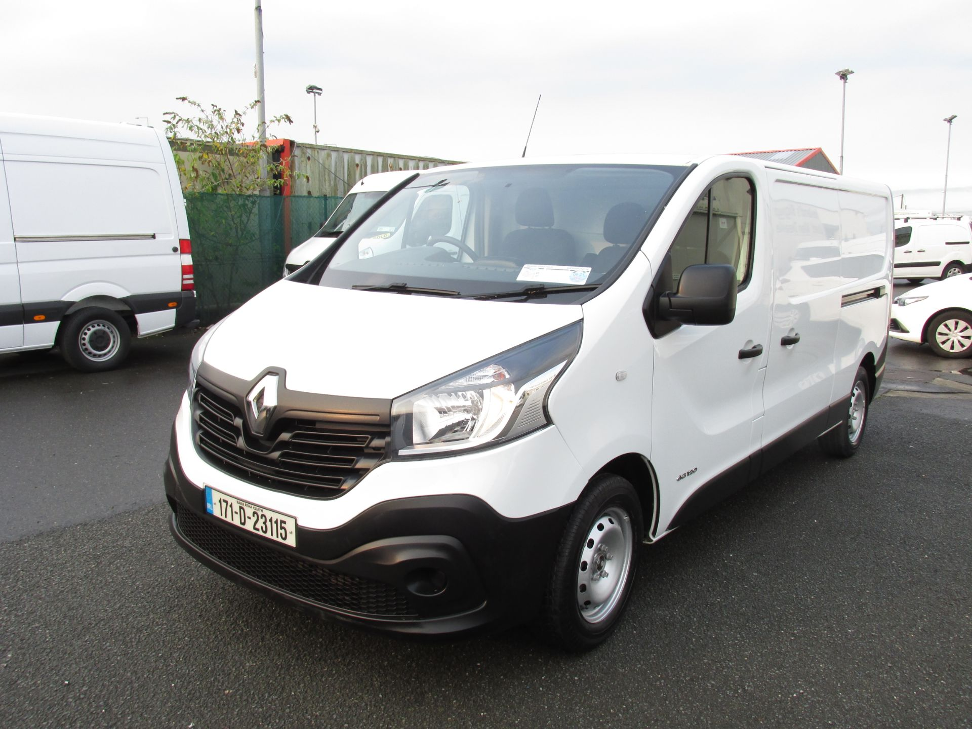 2017 Renault Trafic LL29 DCI 120 Business 3DR (171D23115) Image 3